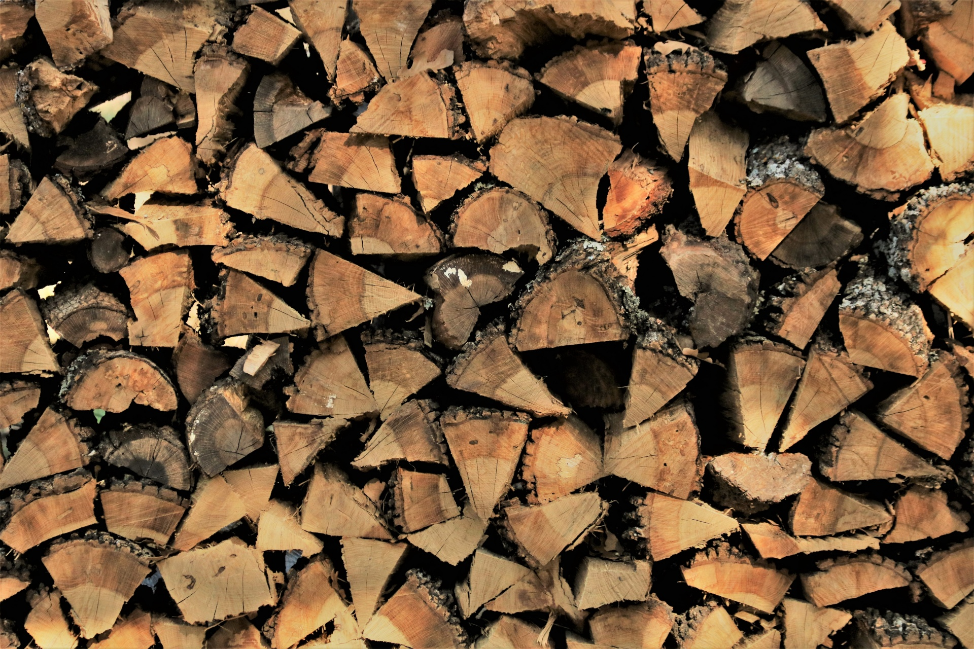 Stacked Firewood Background Free Stock Photo - Public Domain Pictures