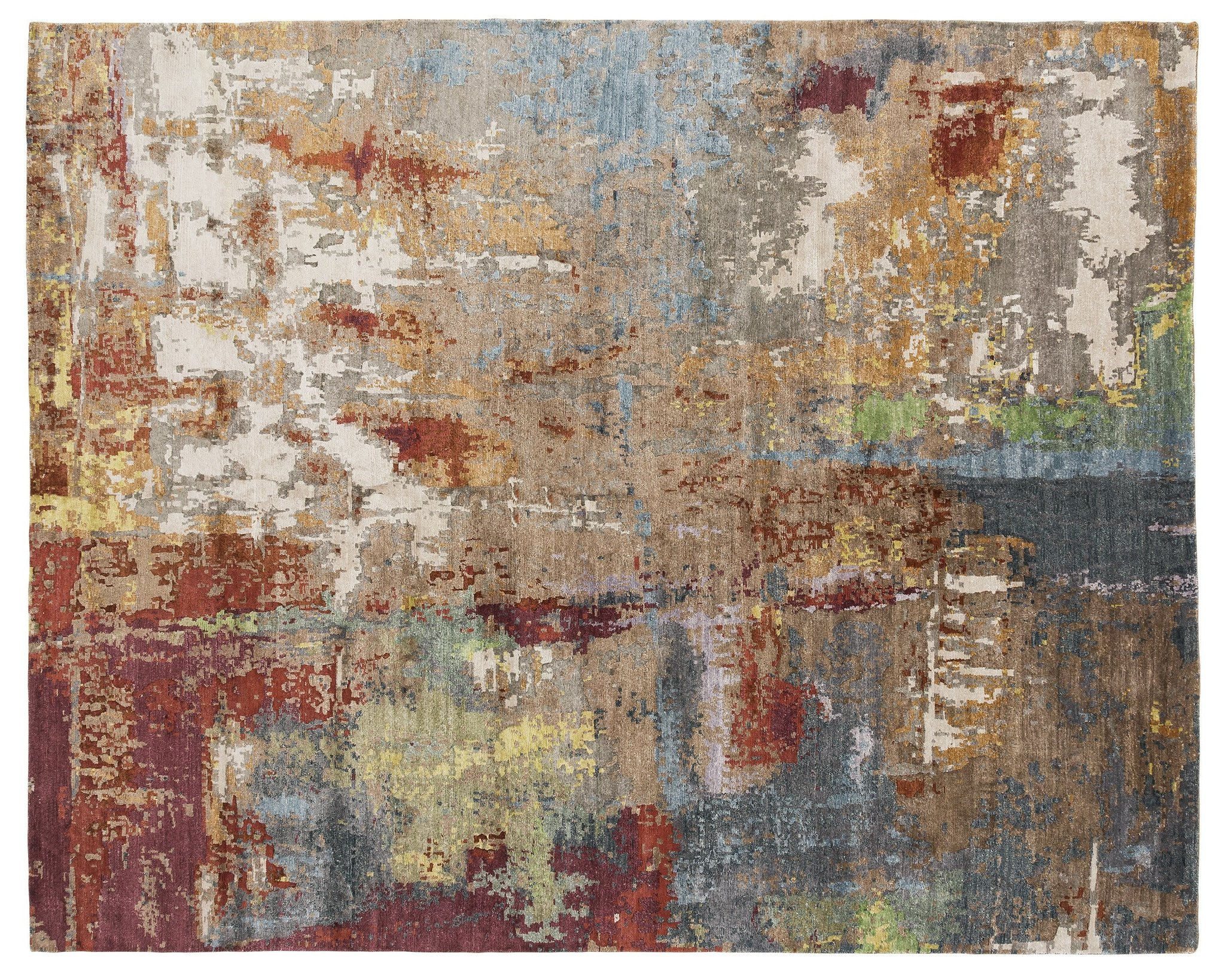 JACKSON FIREWOOD | Tufenkian Artisan Carpets