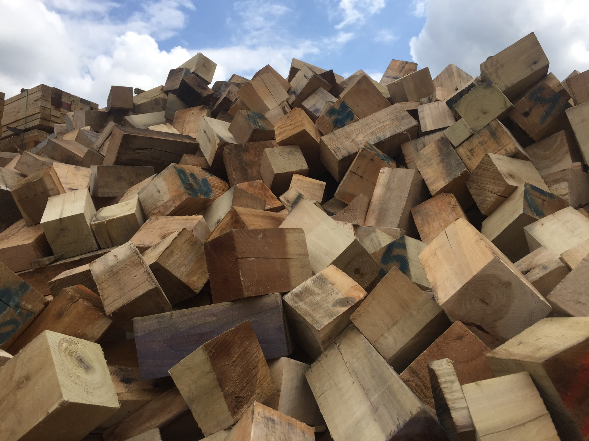 We Have Firewood for Sale! - Riverview Industrial Wood Products, Inc.