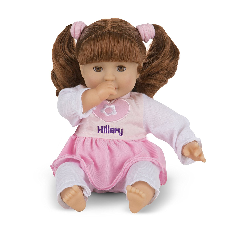 Amazon.com: Melissa & Doug Mine to Love Brianna 12-Inch Soft Body ...