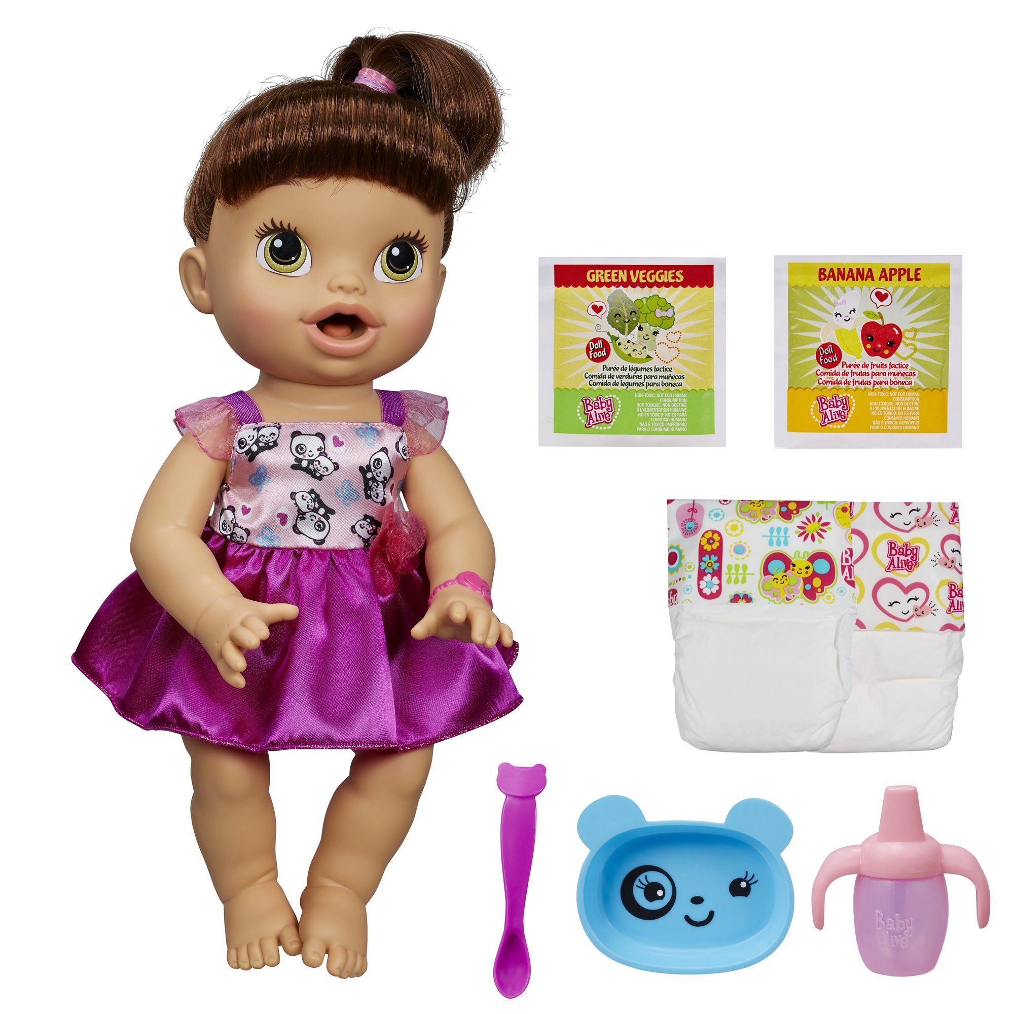 Baby Alive My Baby All Gone Doll, Brunette   Daughter's Wish List ...