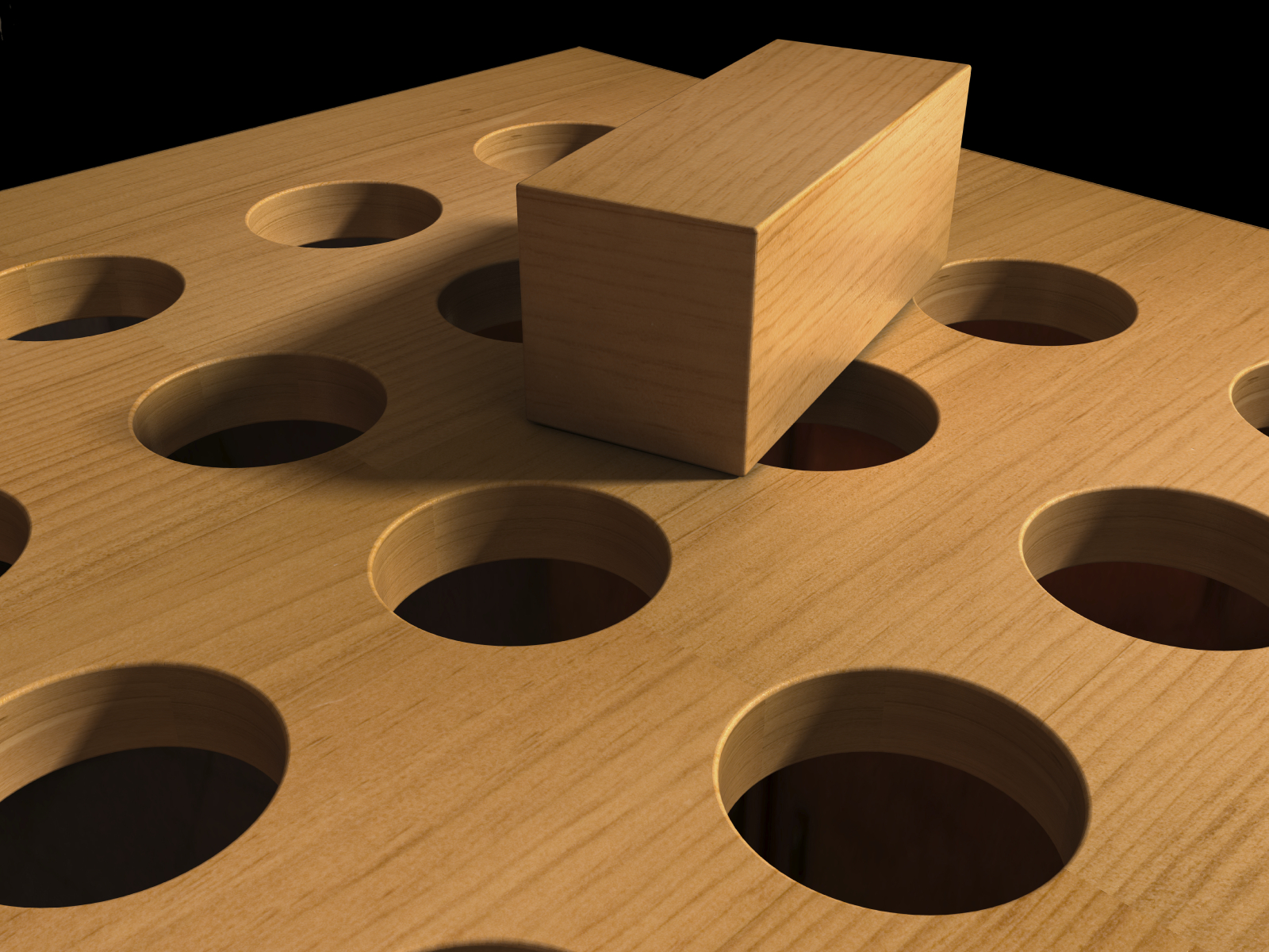"""Learning How to put the Square Peg into a Round Hole"""" 