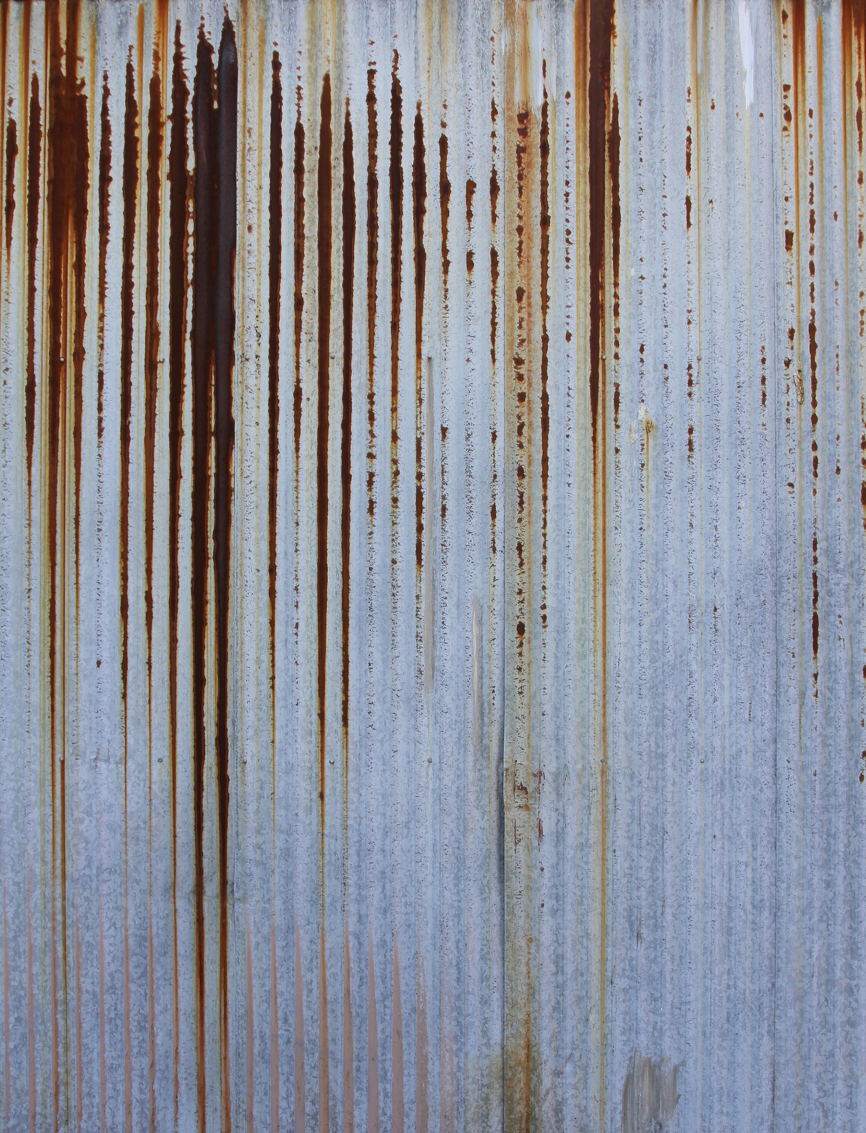 Rusty Corrugated Metal Texture Set 14textures 20 Year Asphalt ...