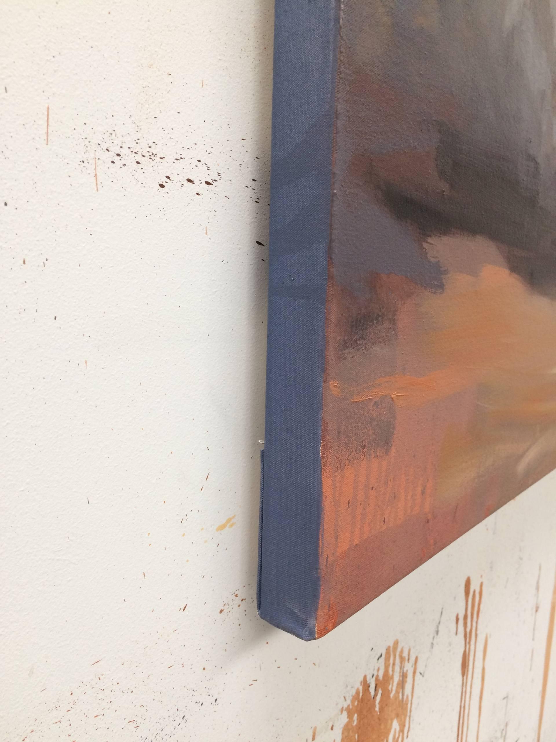 Saatchi Art: Toro IX Painting by Zil Hoque