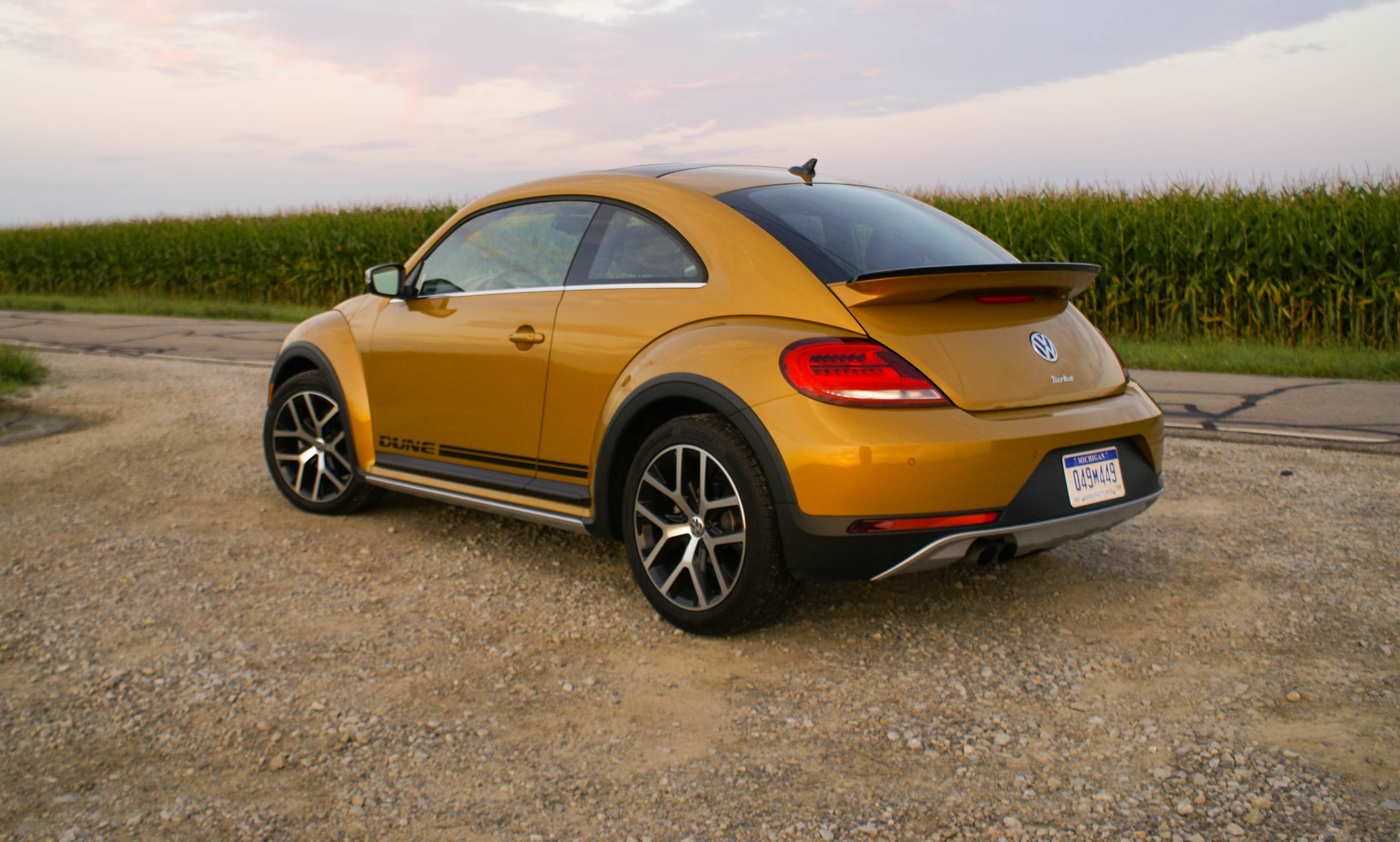 2016 Volkswagen Beetle Dune Review – Blonde Bug - The Truth About Cars