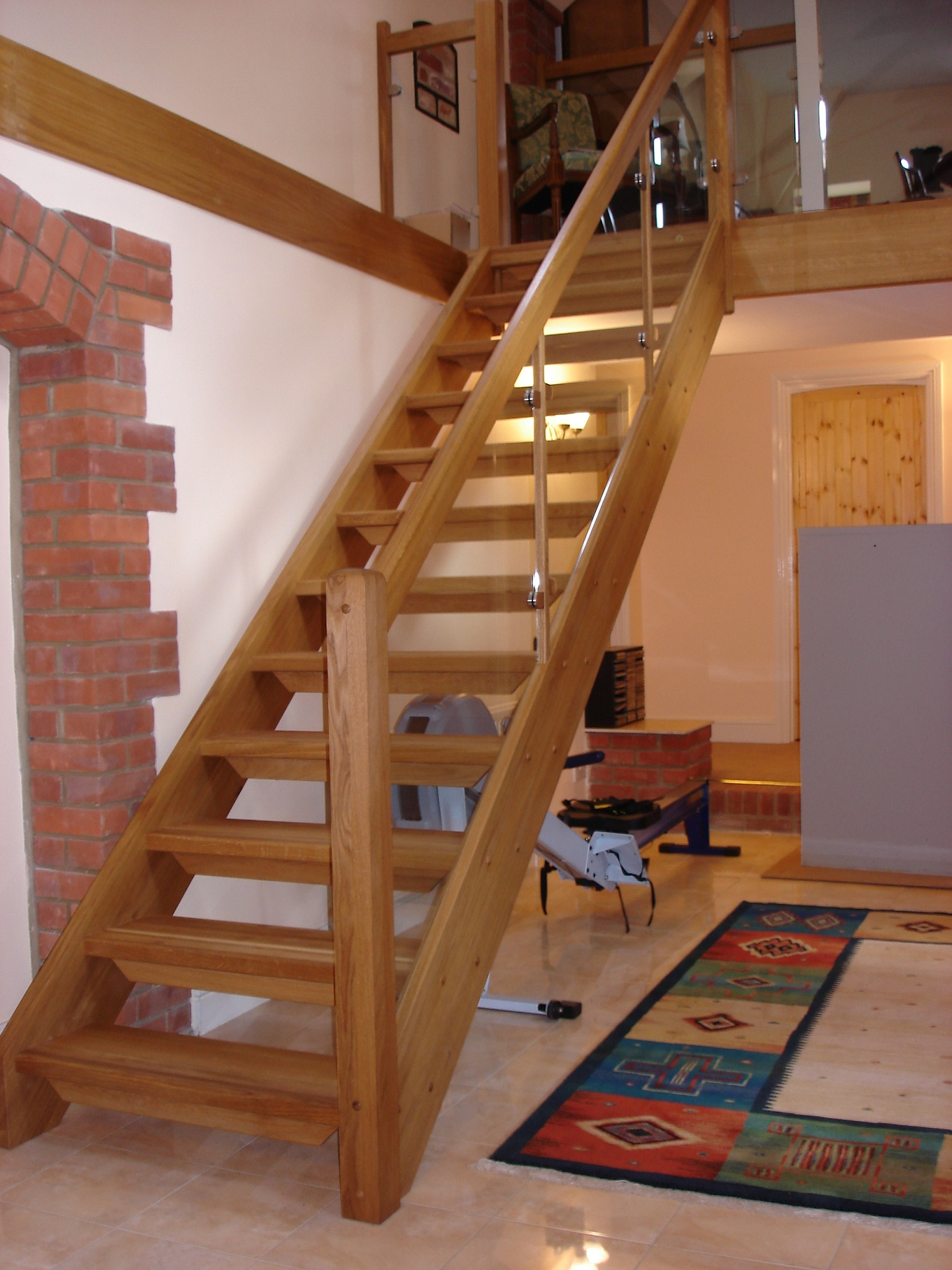 Bespoke Wooden Staircase - Alton, Hampshire | Timber Stair ...
