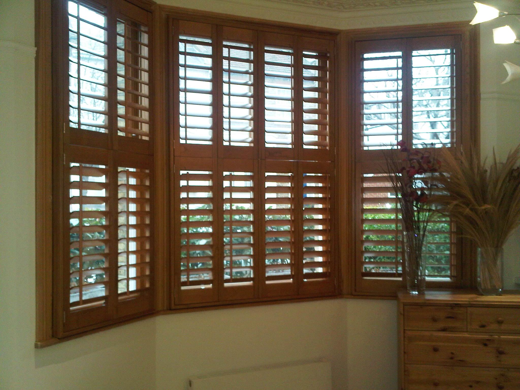 Free Photo Brown Wooden Window Brick