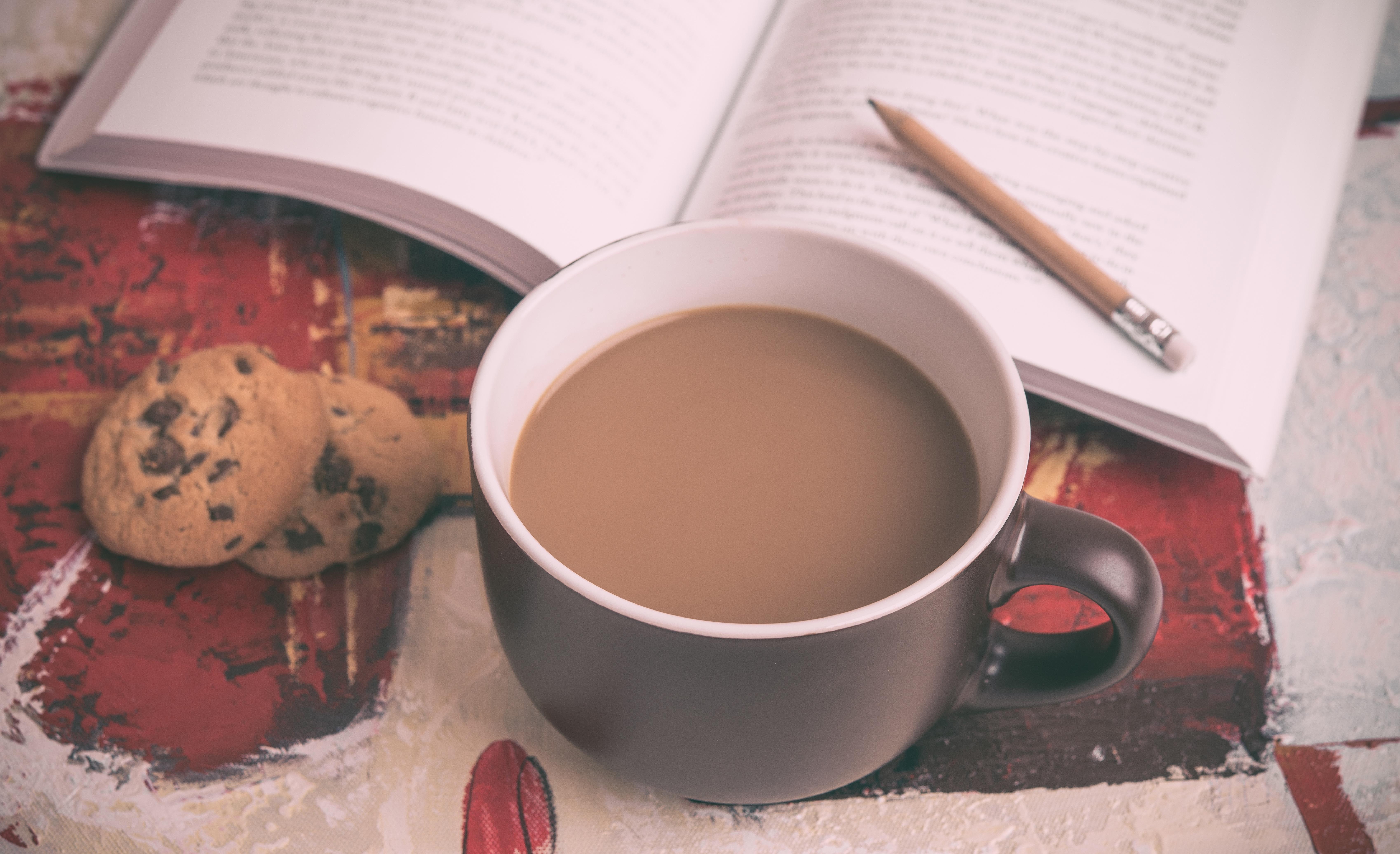 Brunch, Hot, Study, Tea, Food, HQ Photo