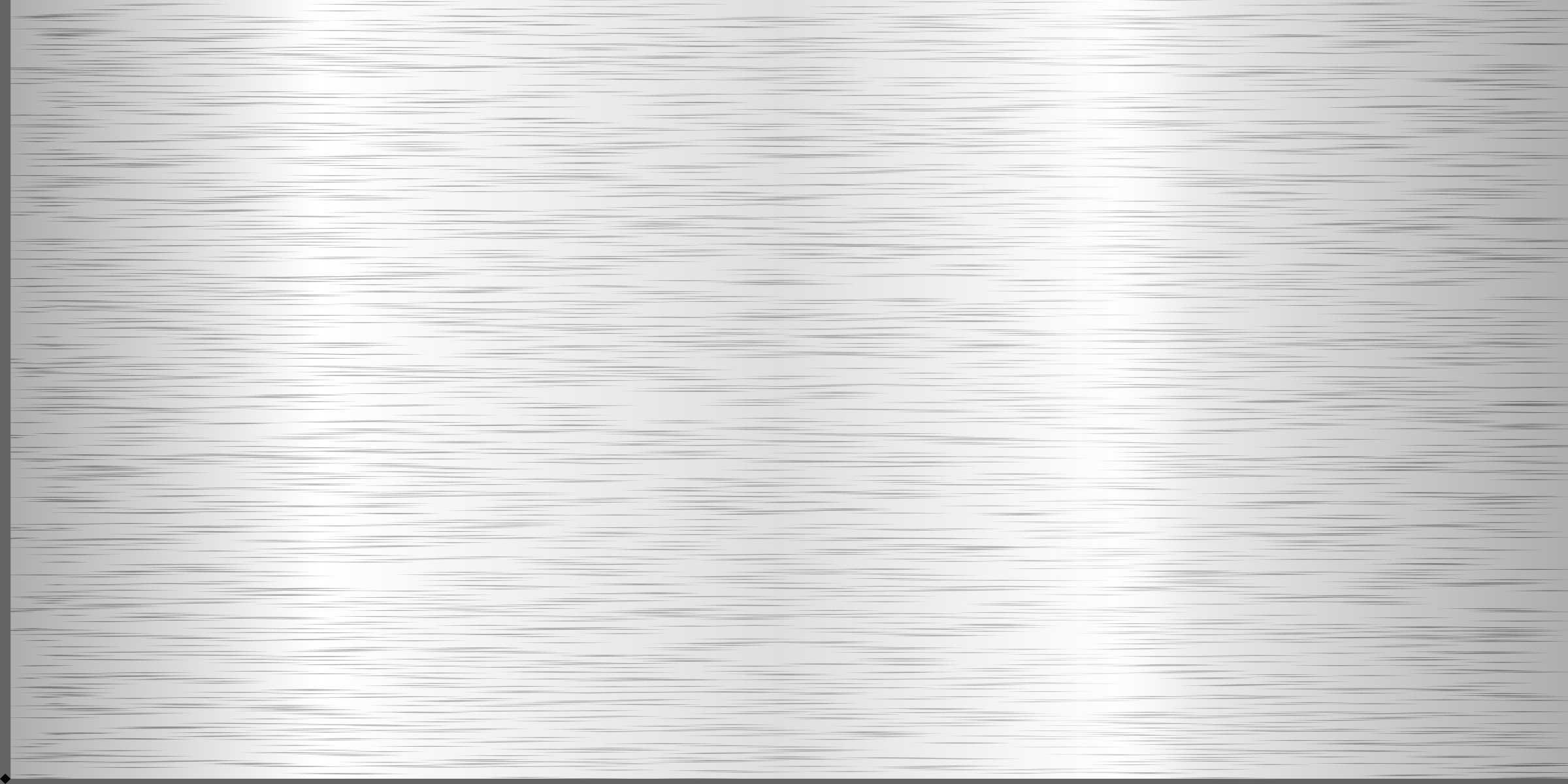 Clipart - brushed metal texture