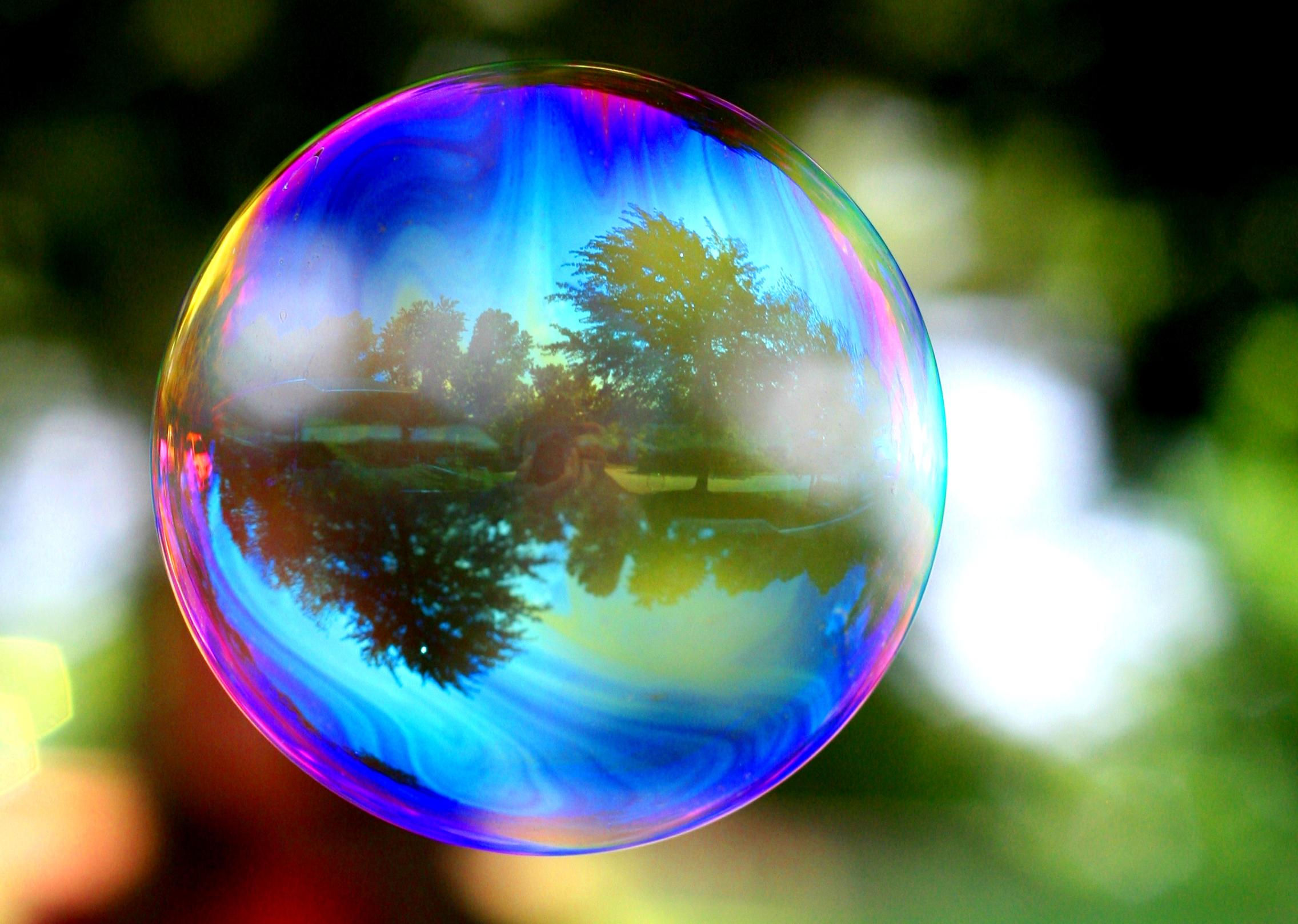 Catching Bubbles | Jabbok Dawn