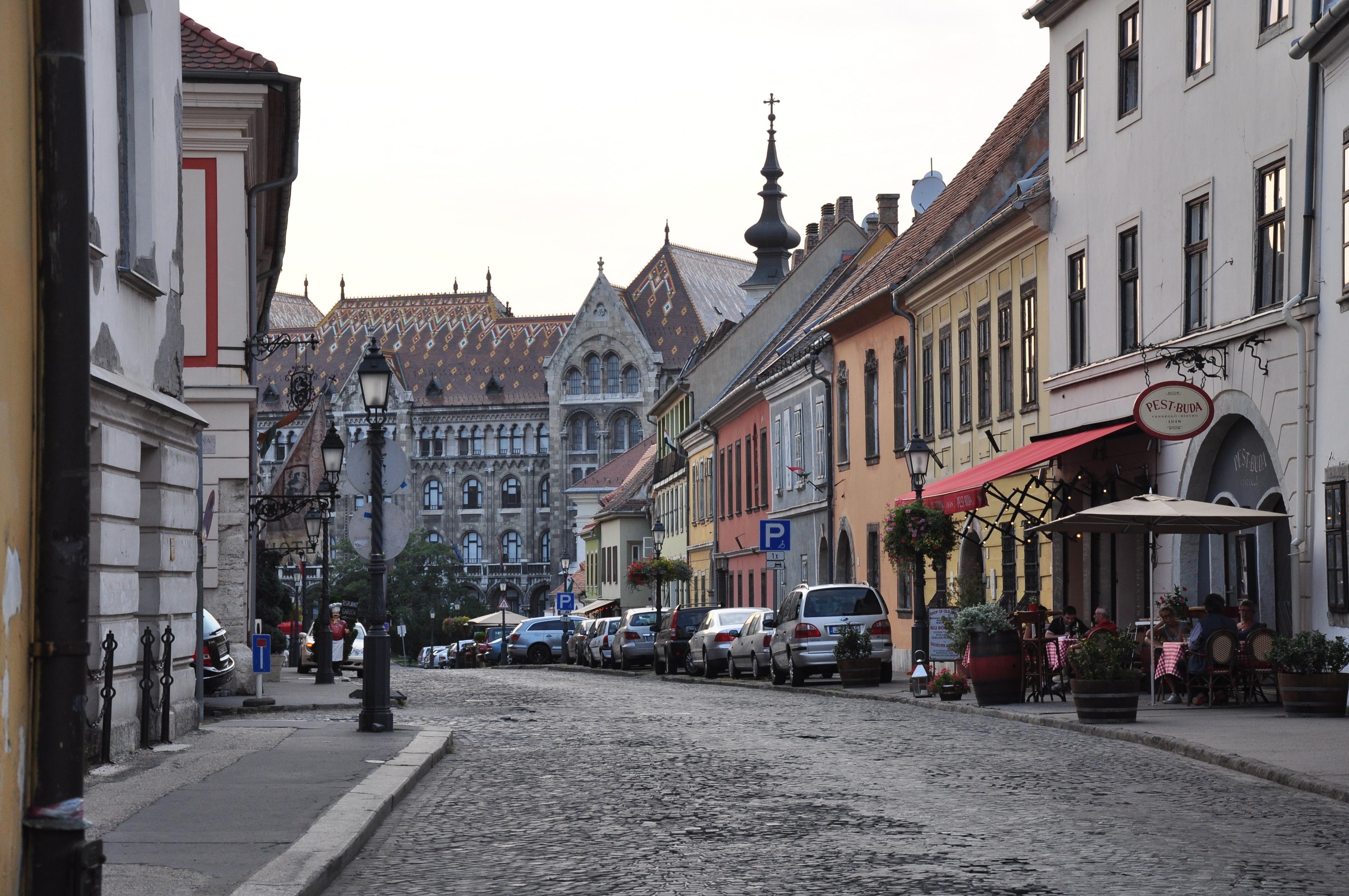 Budapest street photo