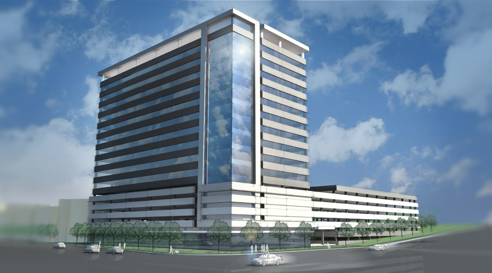 The Weitz Company to Design-Build New 16-Story Office Building ...