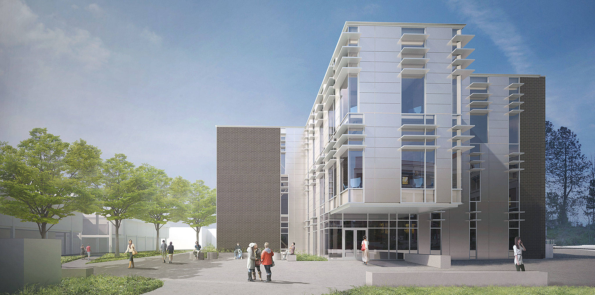 Construction could start on new EdCC building this year | HeraldNet.com