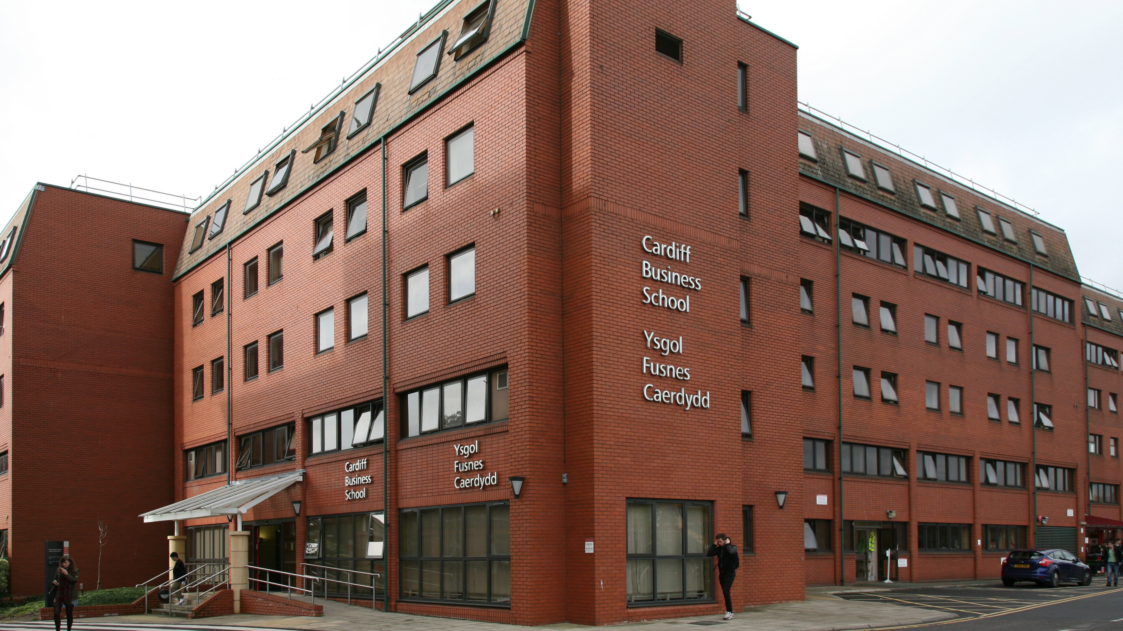 Aberconway Building - Visit us - Cardiff University