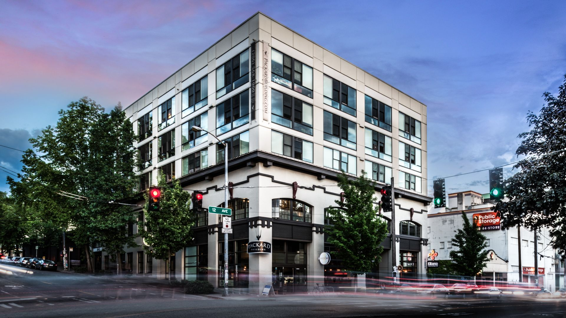 Packard Building Apartments - Capitol Hill - 1530 12th Ave ...