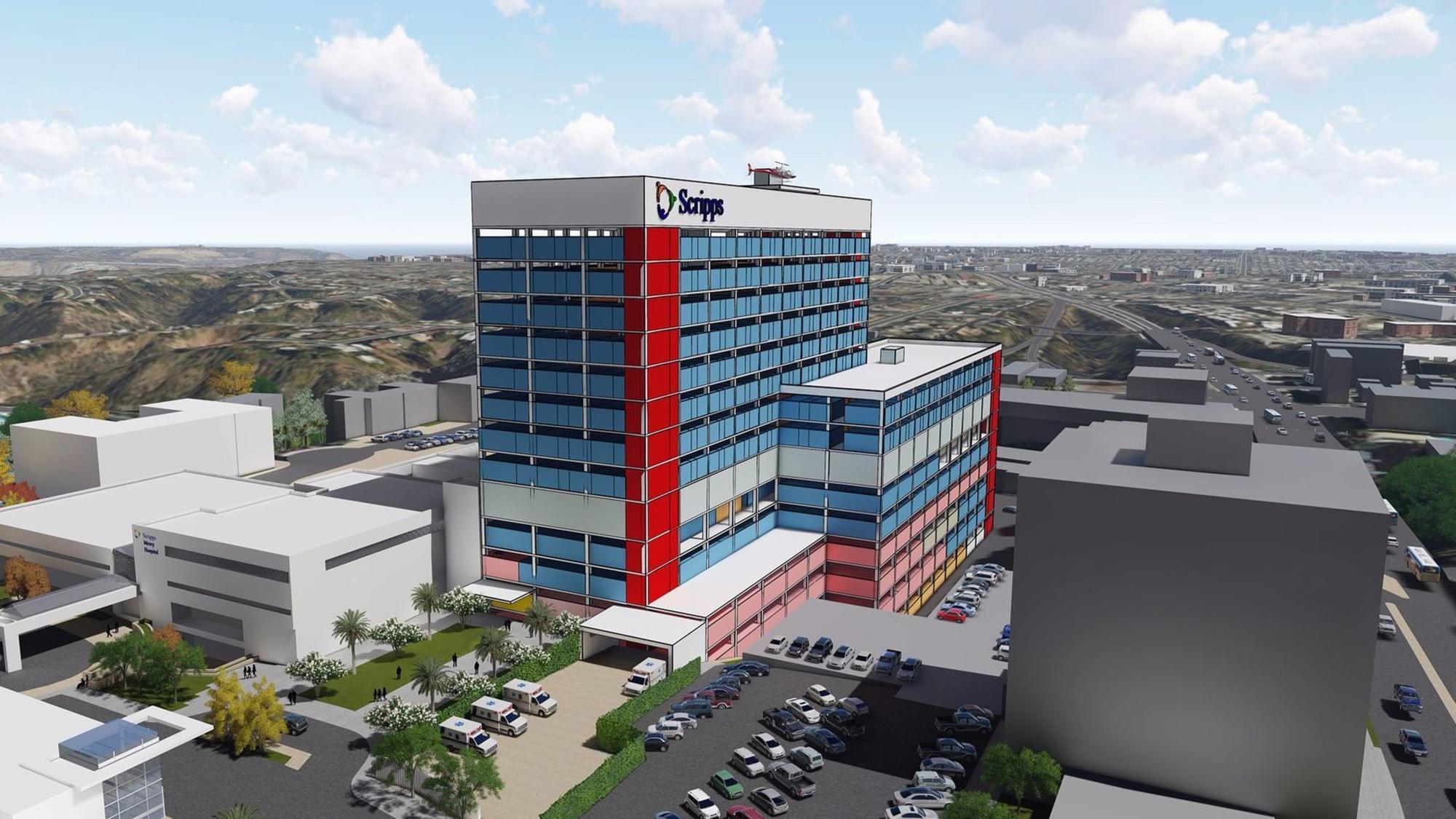 Scripps launches $2.6 billion building plan - The San Diego Union ...
