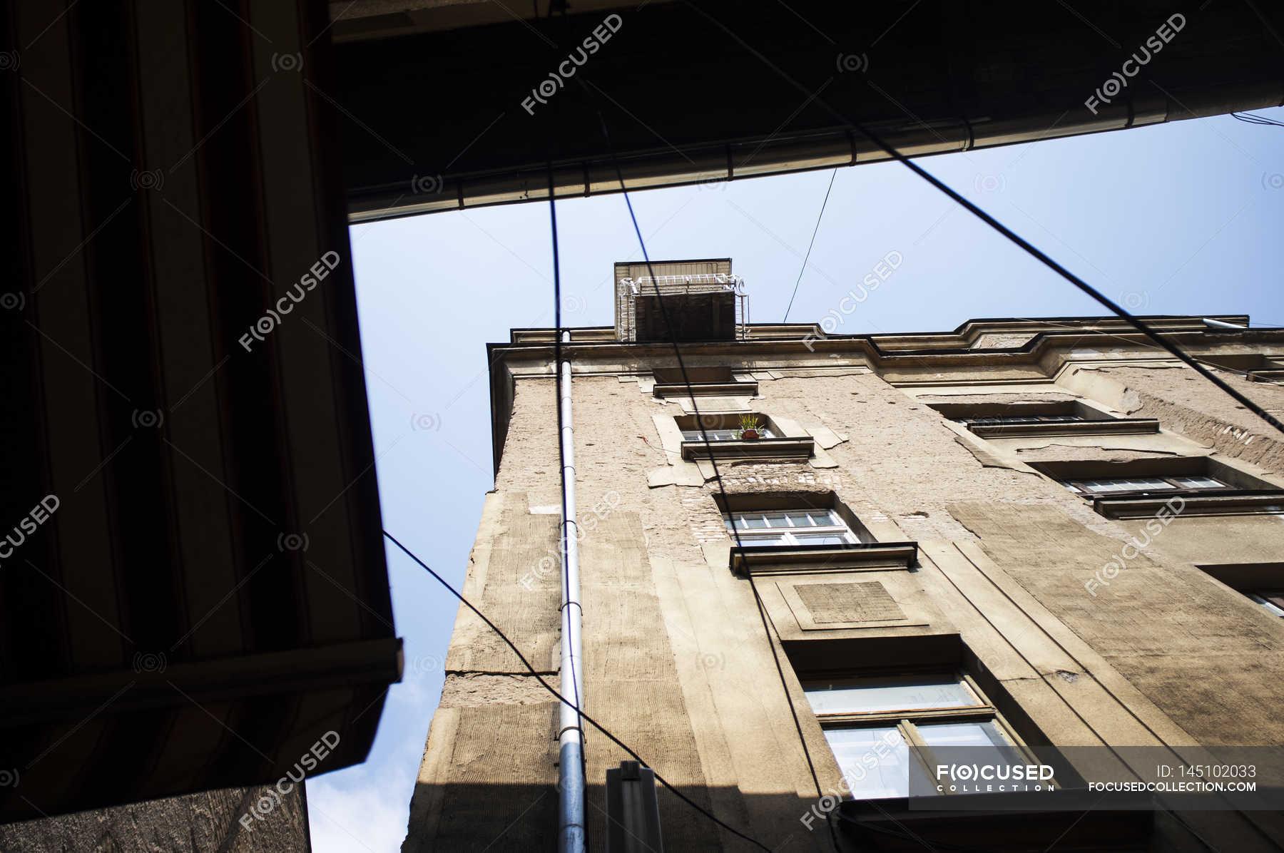 Building against sky — Stock Photo | #145102033