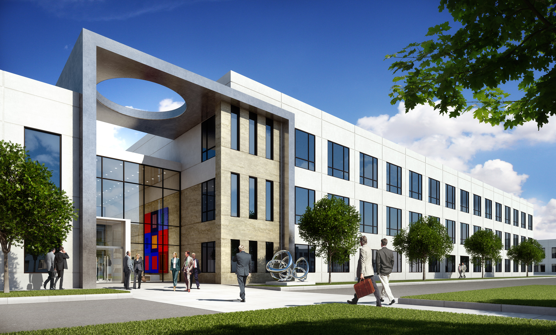 Billingsley to Build Spec Office Building at Cypress Waters ...