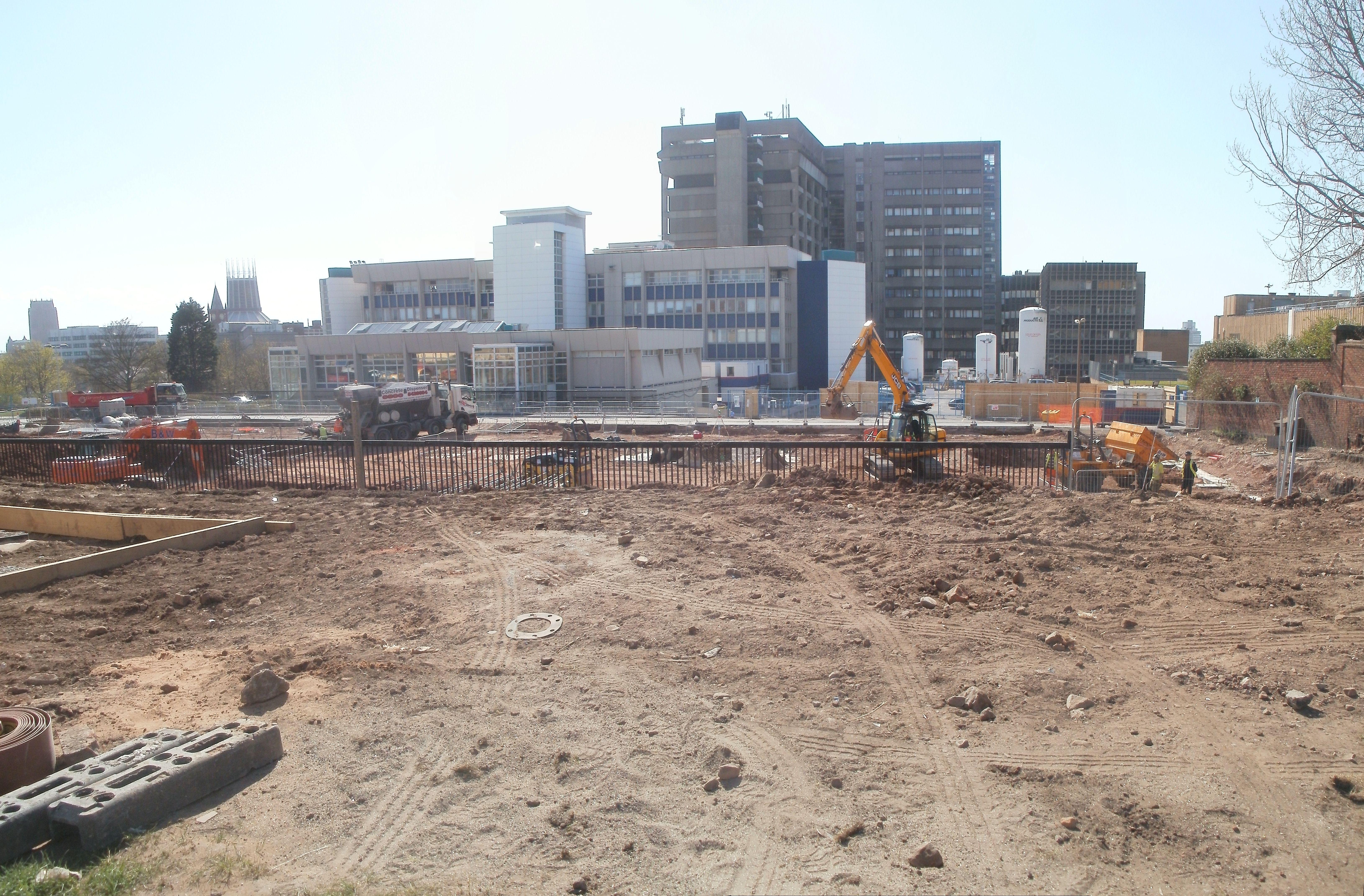 Building site photo