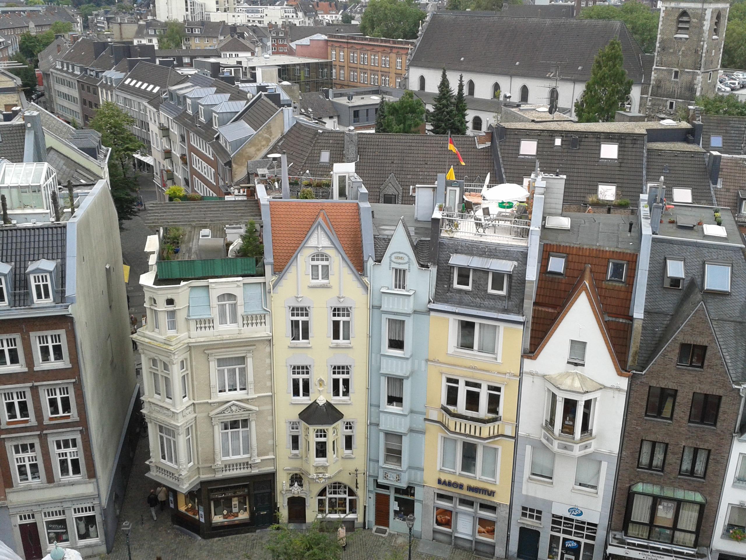 Buildings photo