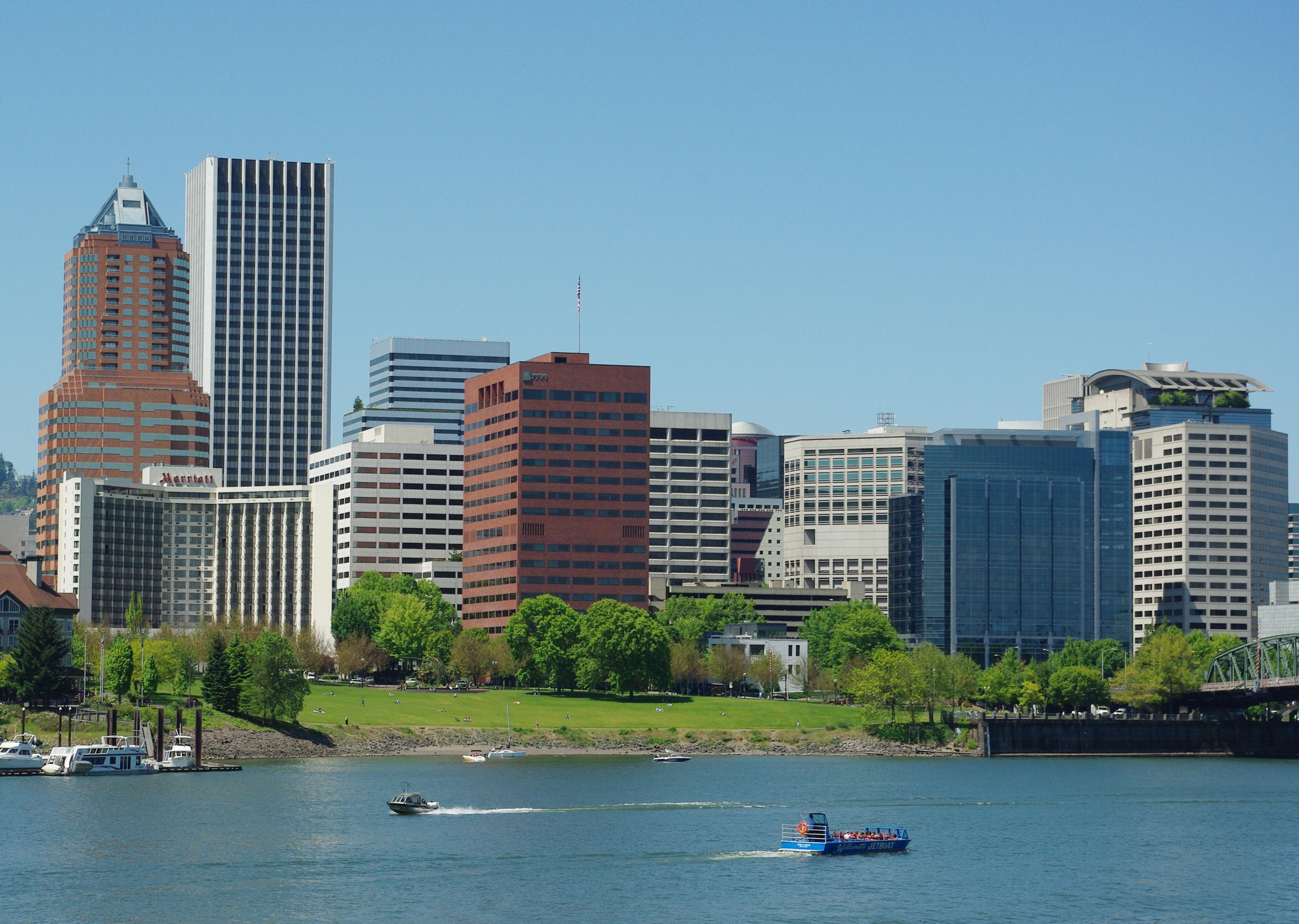 List of tallest buildings in Portland, Oregon - Wikipedia