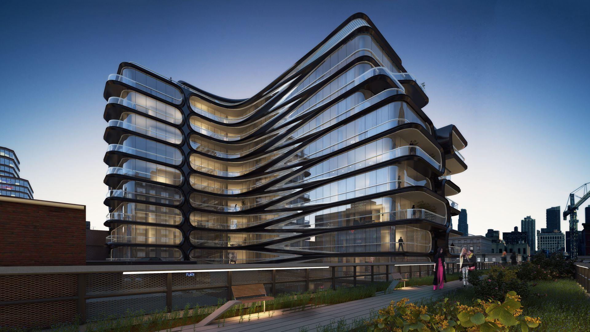 New York Finally Gets the Avant-garde Buildings It Deserves | Observer