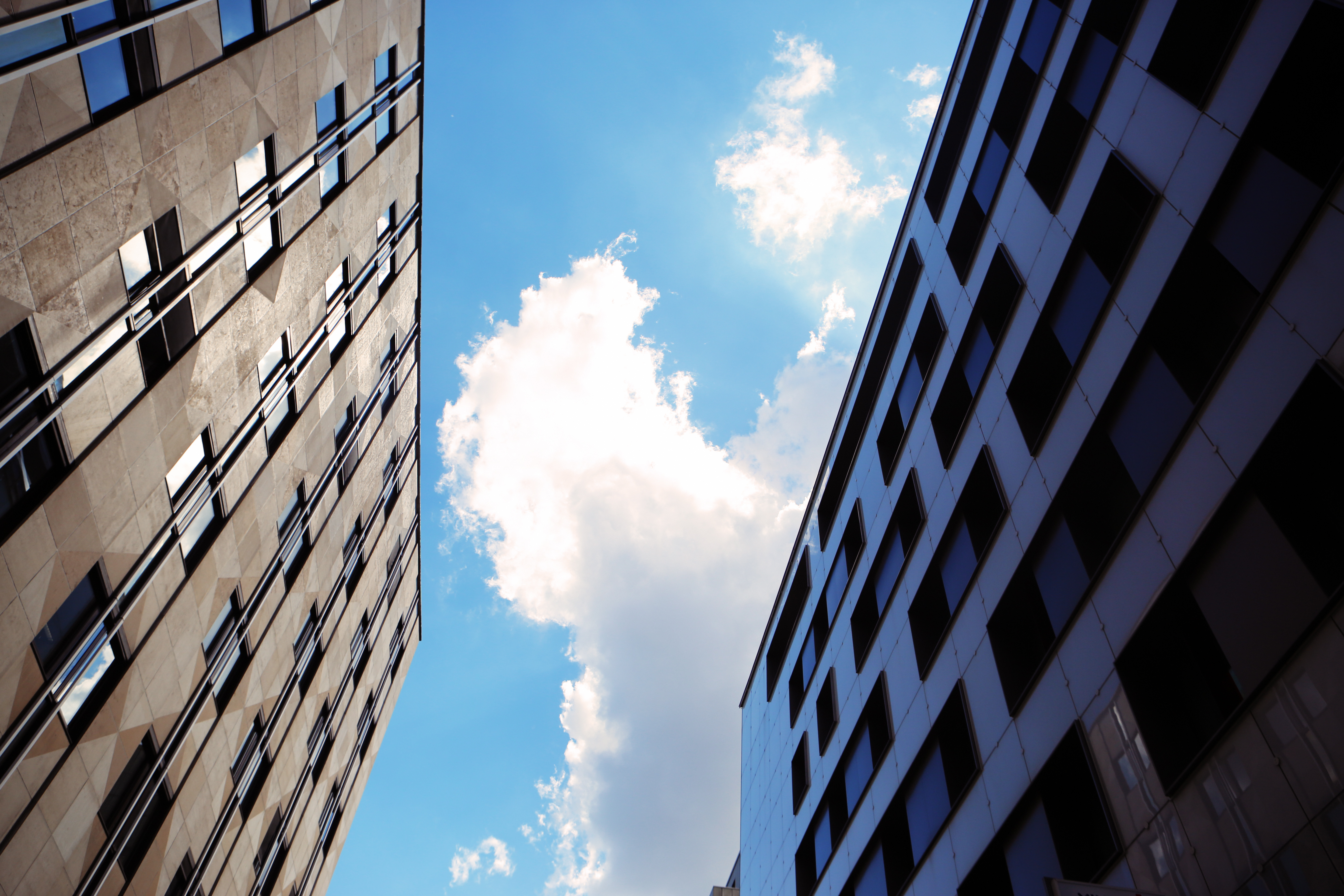 Sky and Buildings