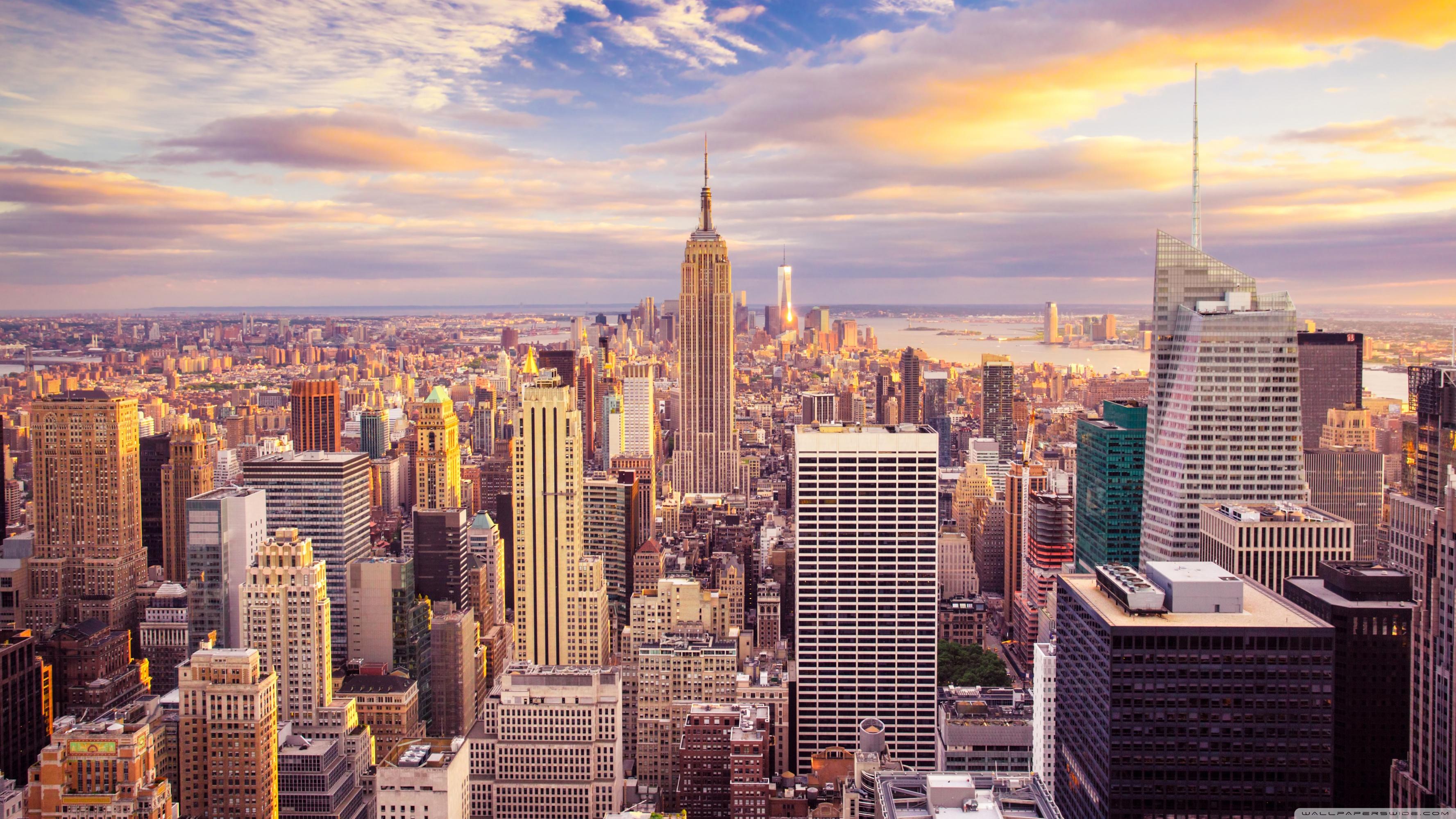 New York City Buildings ❤ 4K HD Desktop Wallpaper for 4K Ultra HD ...