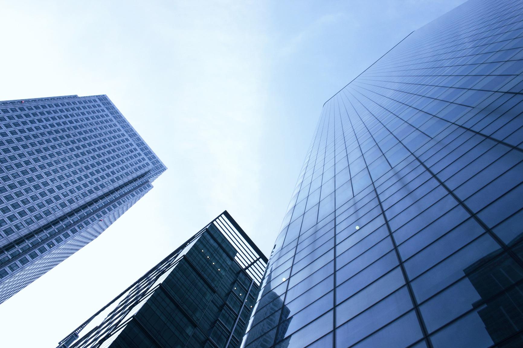 corporate buildings – DEOS Controls Americas Inc.