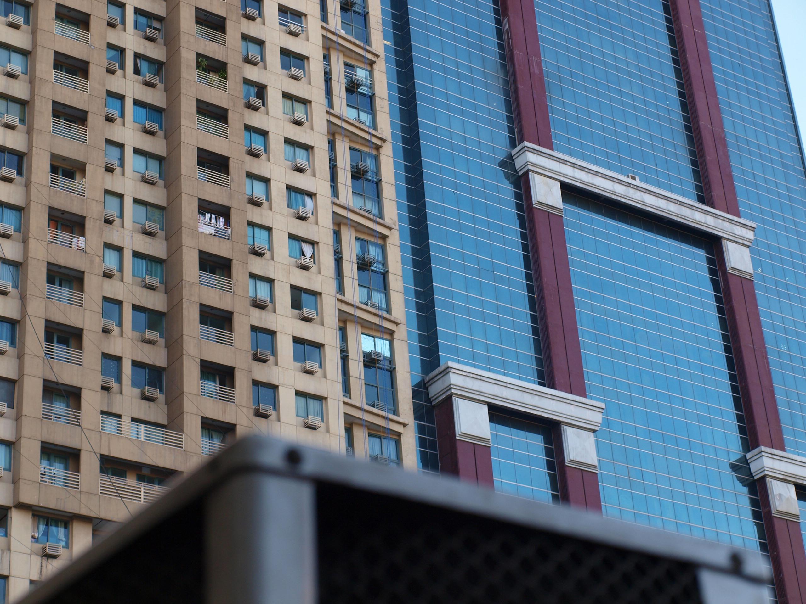 Buildings, City, Concrete, Glass, Stone, HQ Photo
