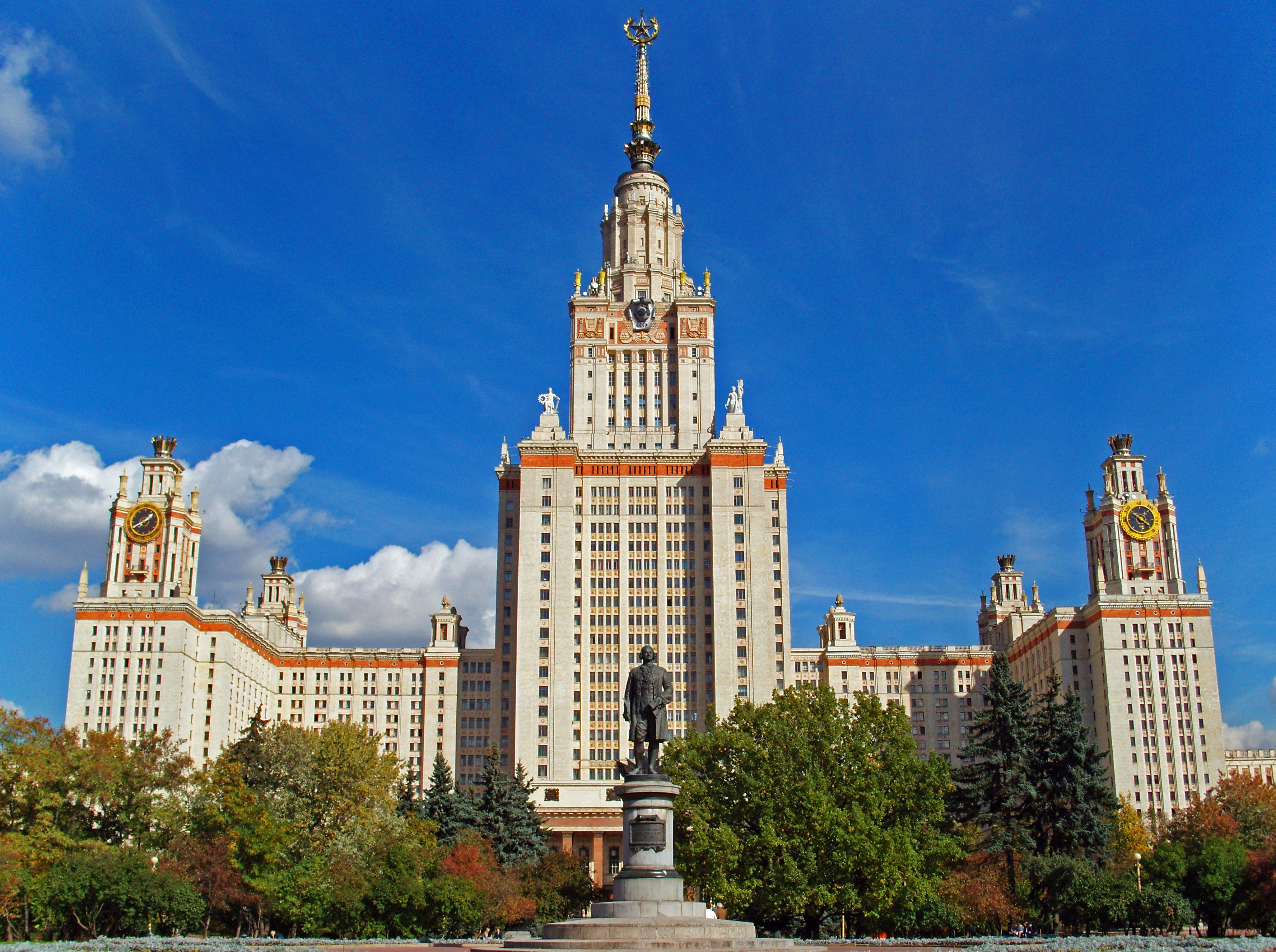 Seven Sisters (Moscow) - Wikipedia