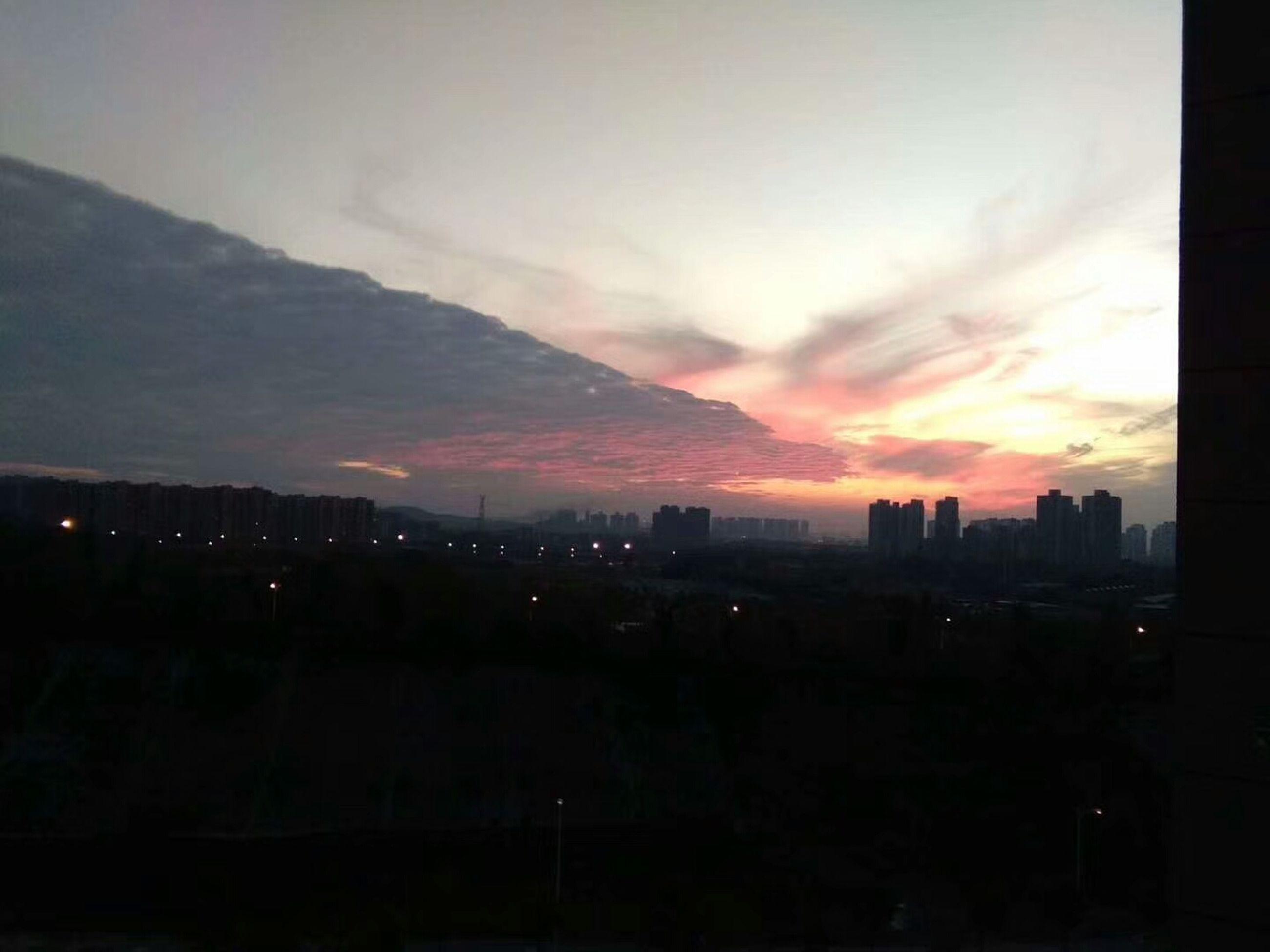 sunset, sky, architecture, cityscape, building | EyeEm