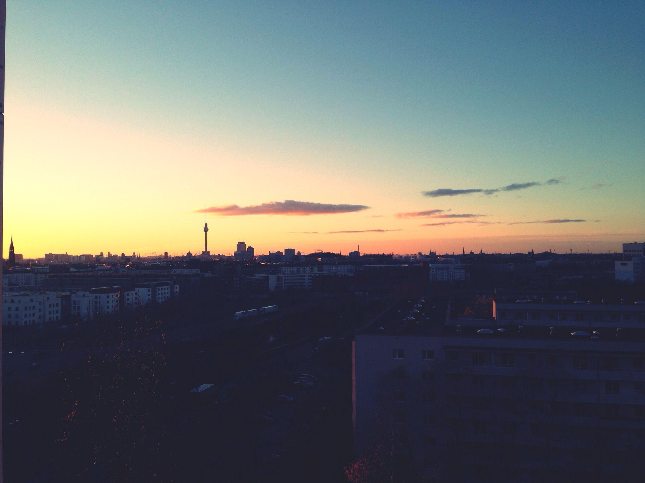 BerlinCitylife Sunset Love | EyeEm