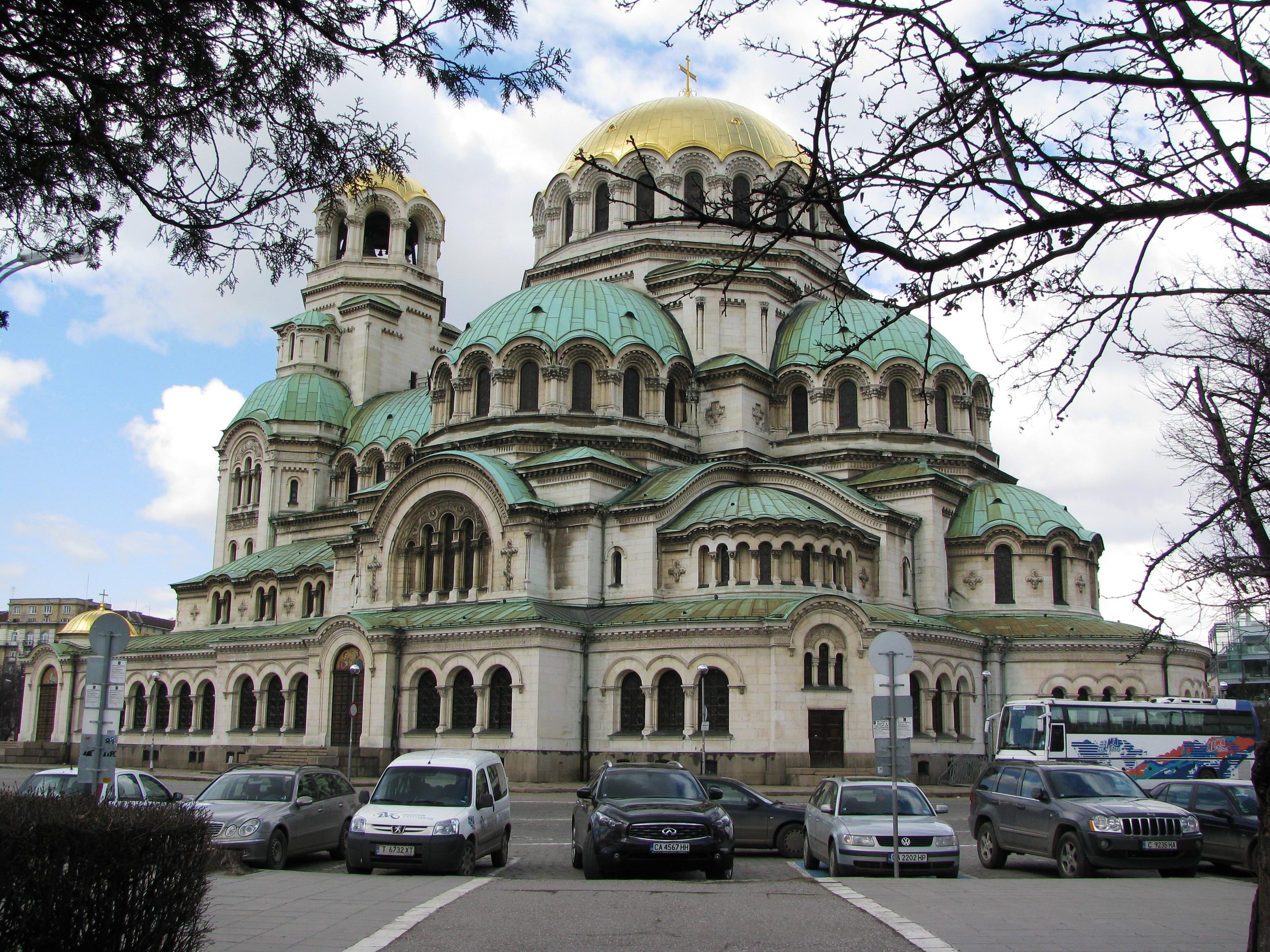Bulgaria sofia - shurch al.nevski photo