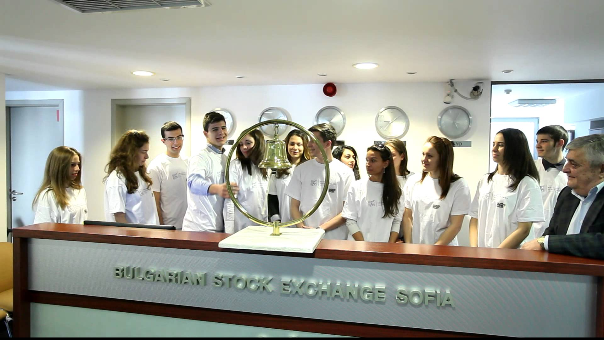 Bulgarian Stock Exchange - Sofia celebrates 2016 Global Money Week ...