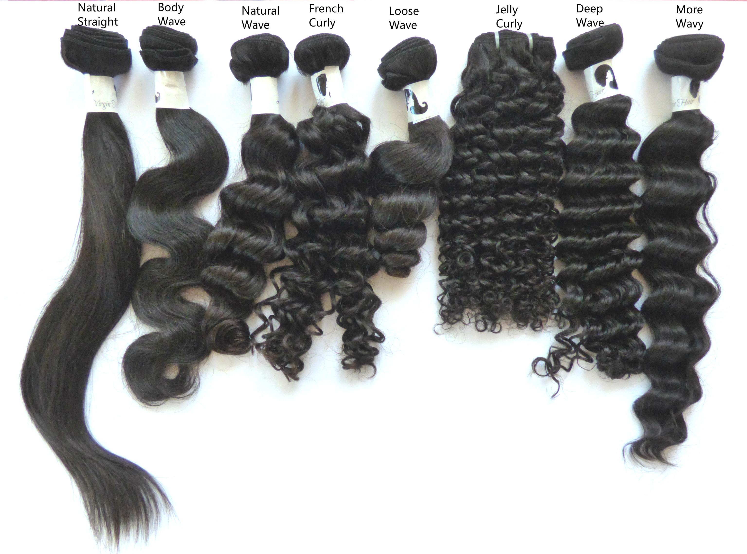 Wholesale All Textures per kilo or 10 bundles – Icy Virgin Hair