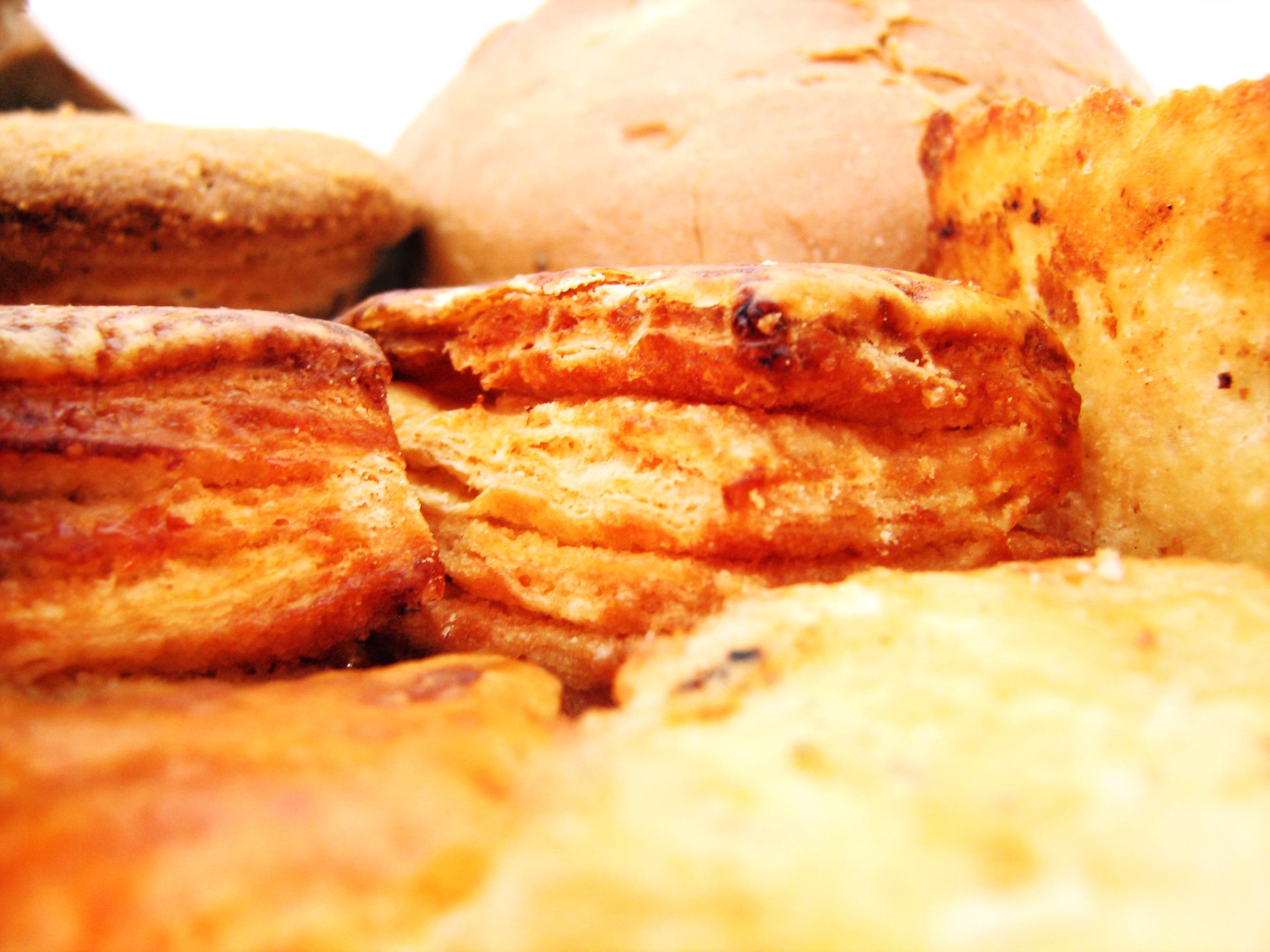 Buns, Bakery, Breakfast, Bun, Food, HQ Photo