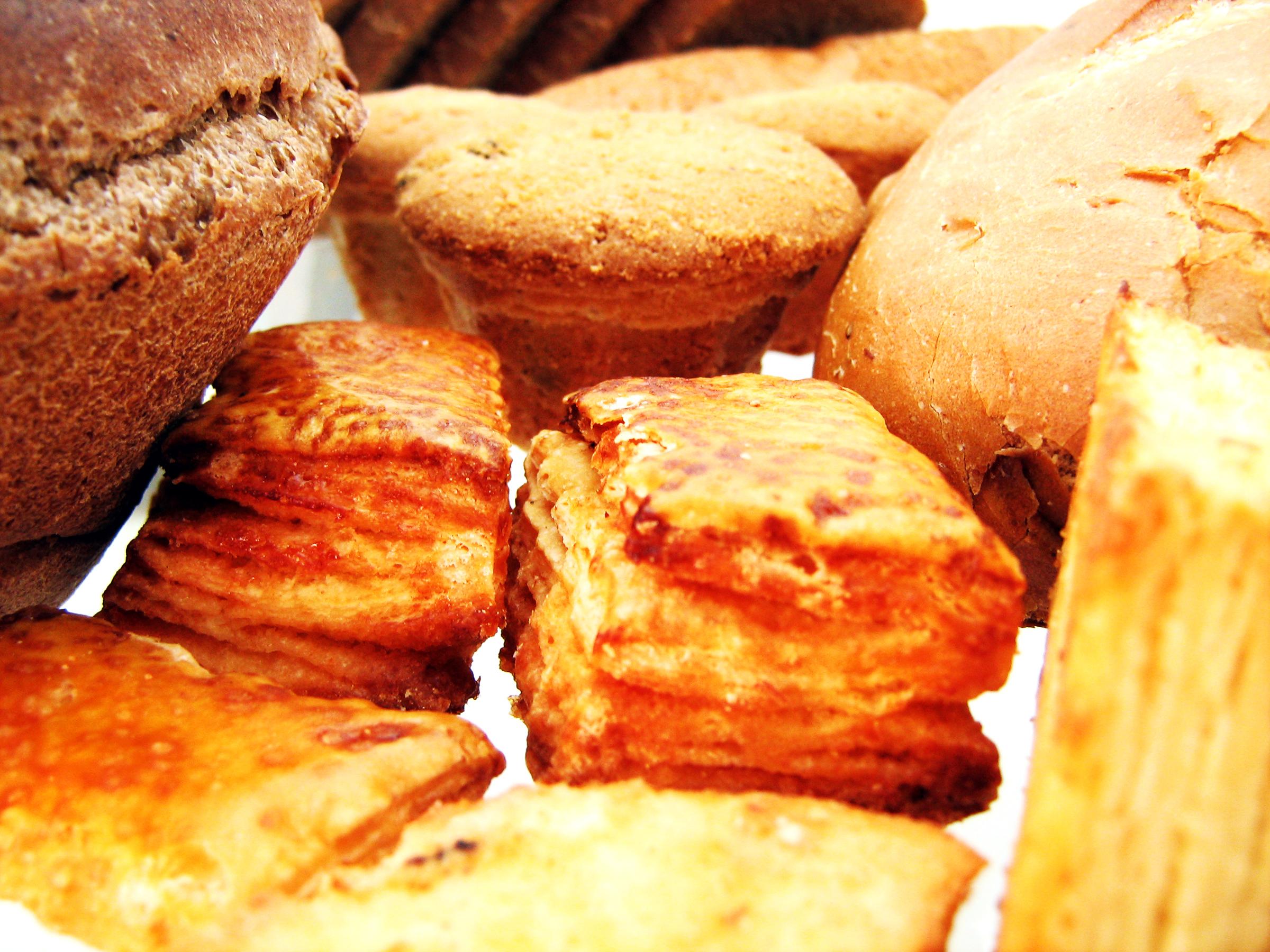 Buns, Baked, Bread, Bun, Food, HQ Photo