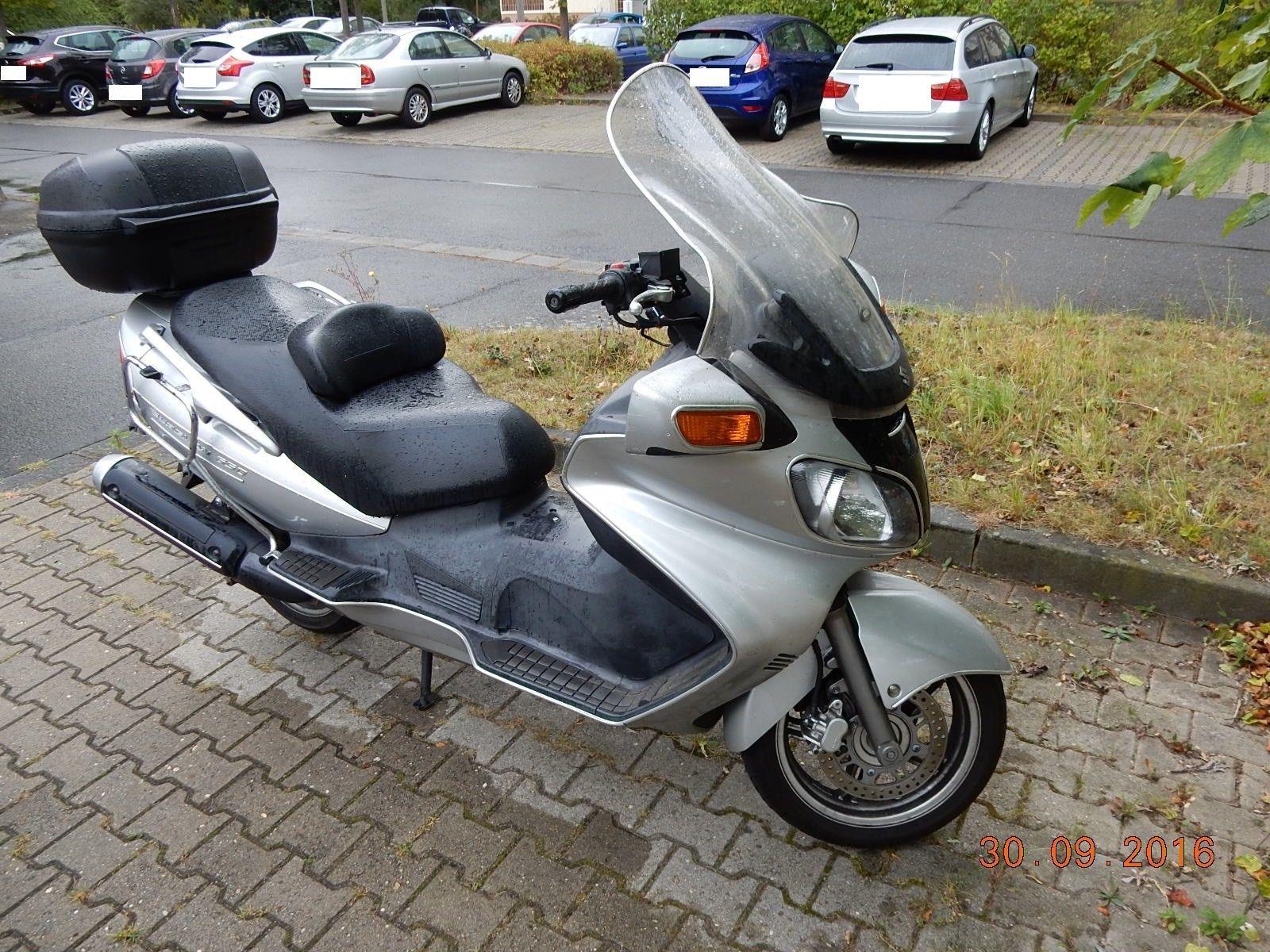 eBay.de - Mobiles günstiger - Suzuki Burgman AN650 | Mopeds
