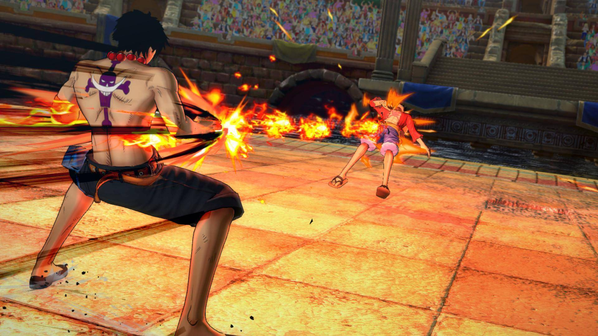 Buy One Piece Burning Blood PS4 - compare prices