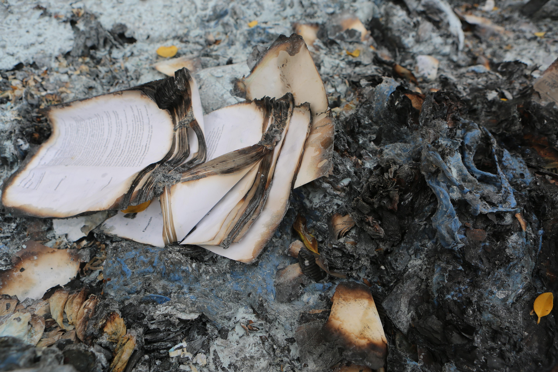 Burning Book, Ash, Book, Burned, Burning, HQ Photo