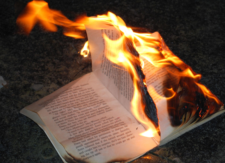 Why we burn books | Mersiha Gadzo