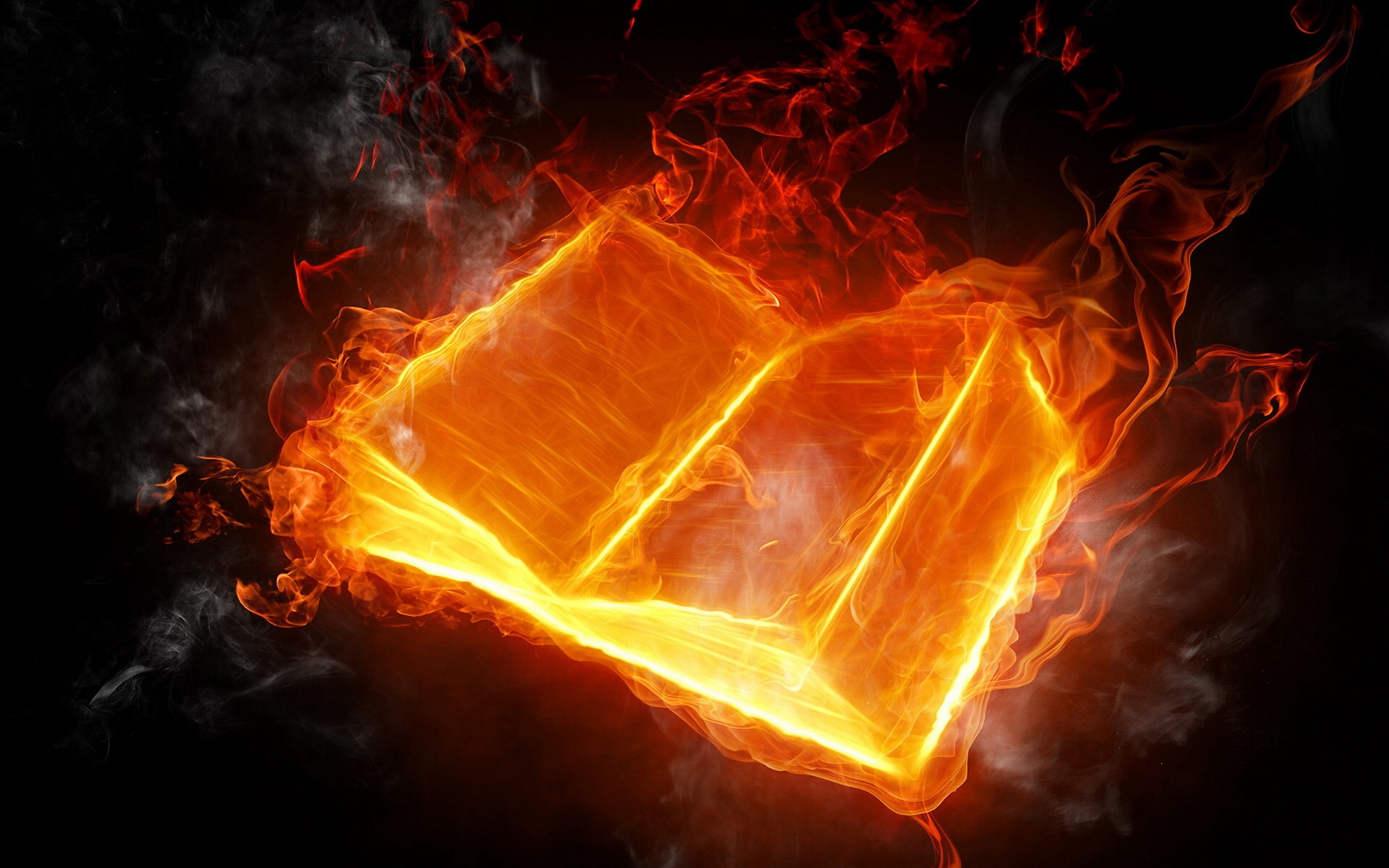 Book Burning – Baldscientist