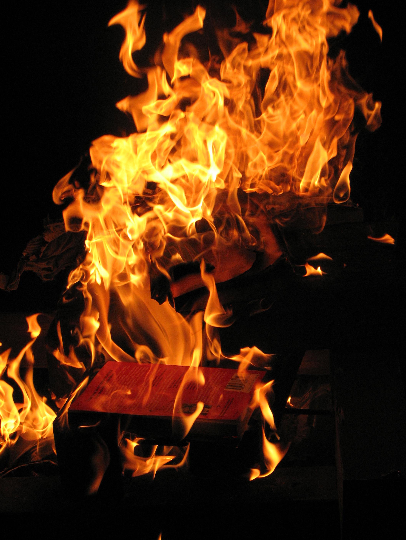 File:Book burning.jpg - Wikimedia Commons