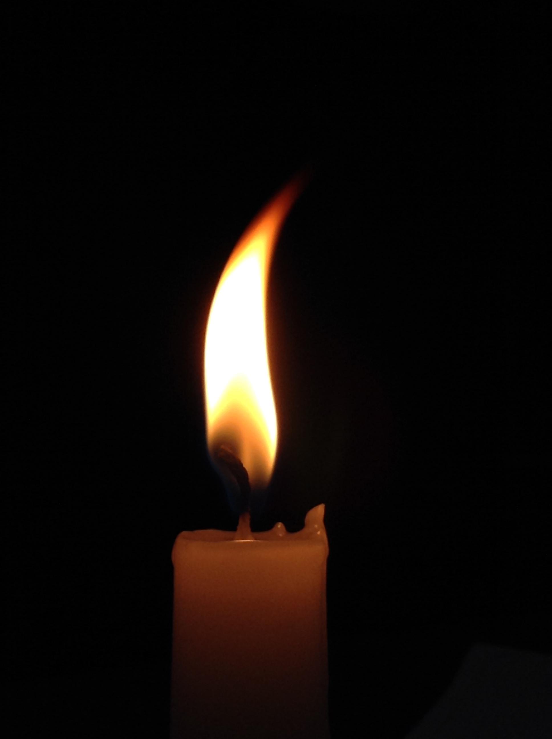 burning candle by spaceraptorjesus on DeviantArt