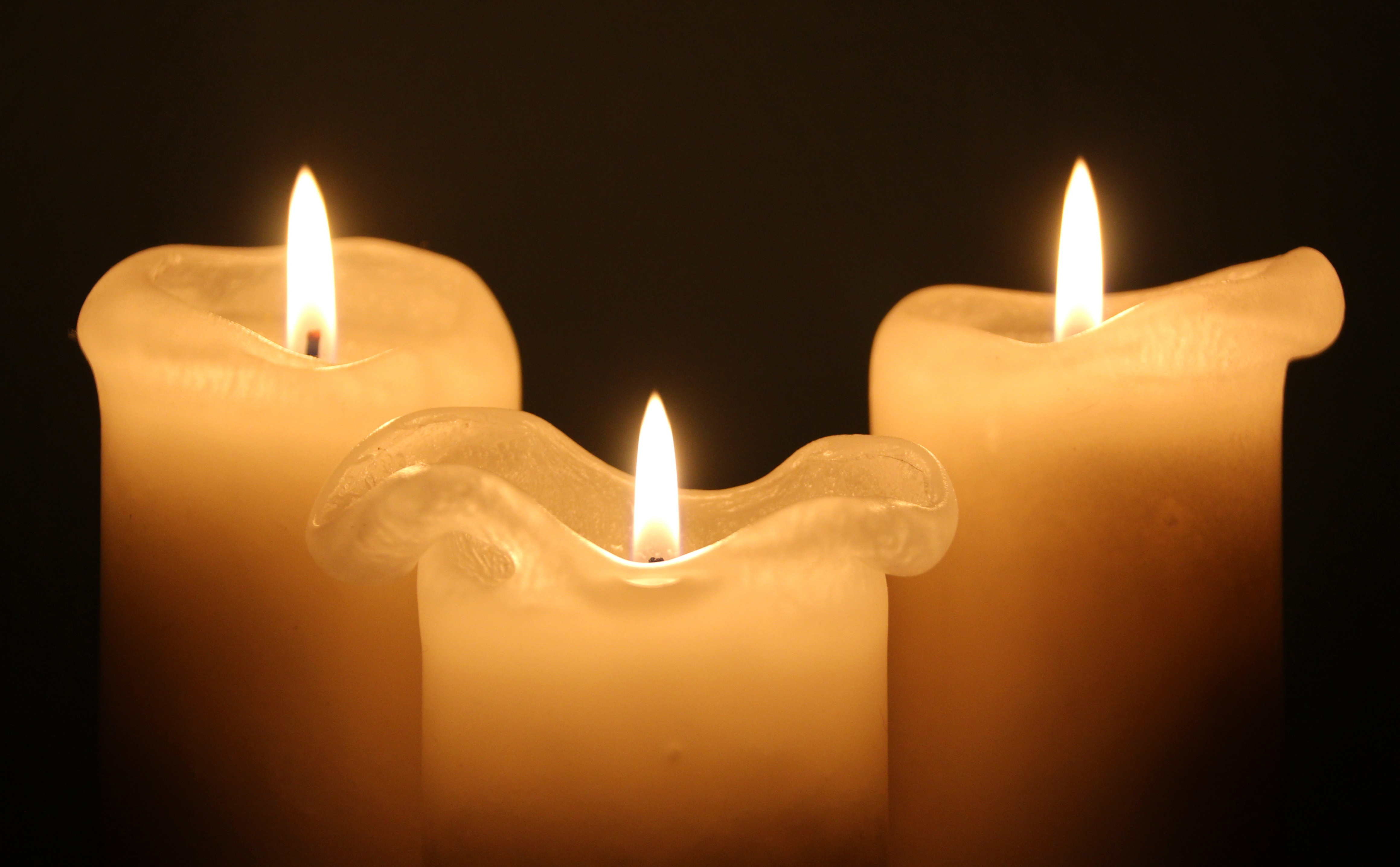 Burning Candle, Object, Wax, Fire, Candle, HQ Photo