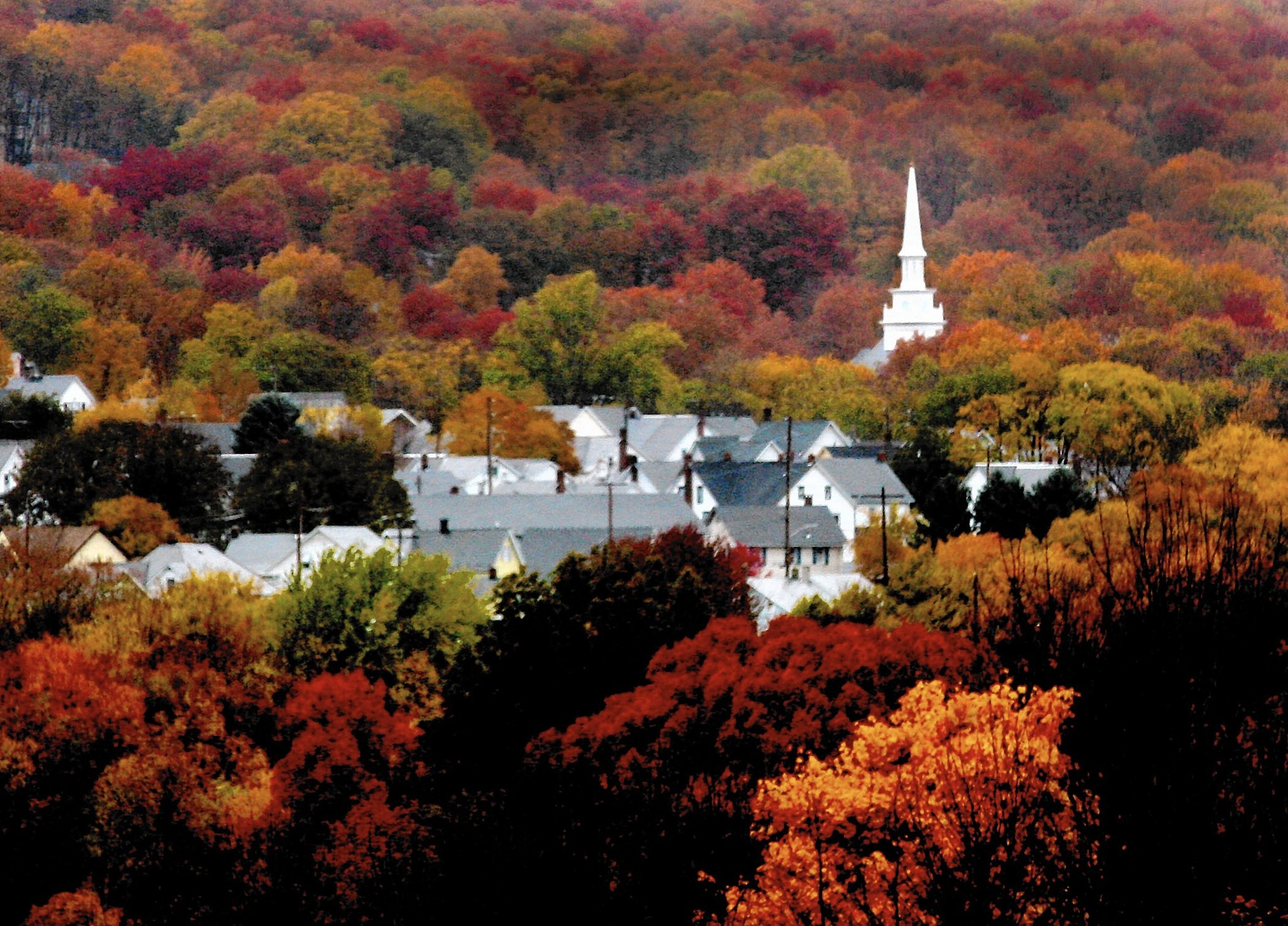 Fall foliage in the Lehigh Valley region: 4 great road trips - The ...