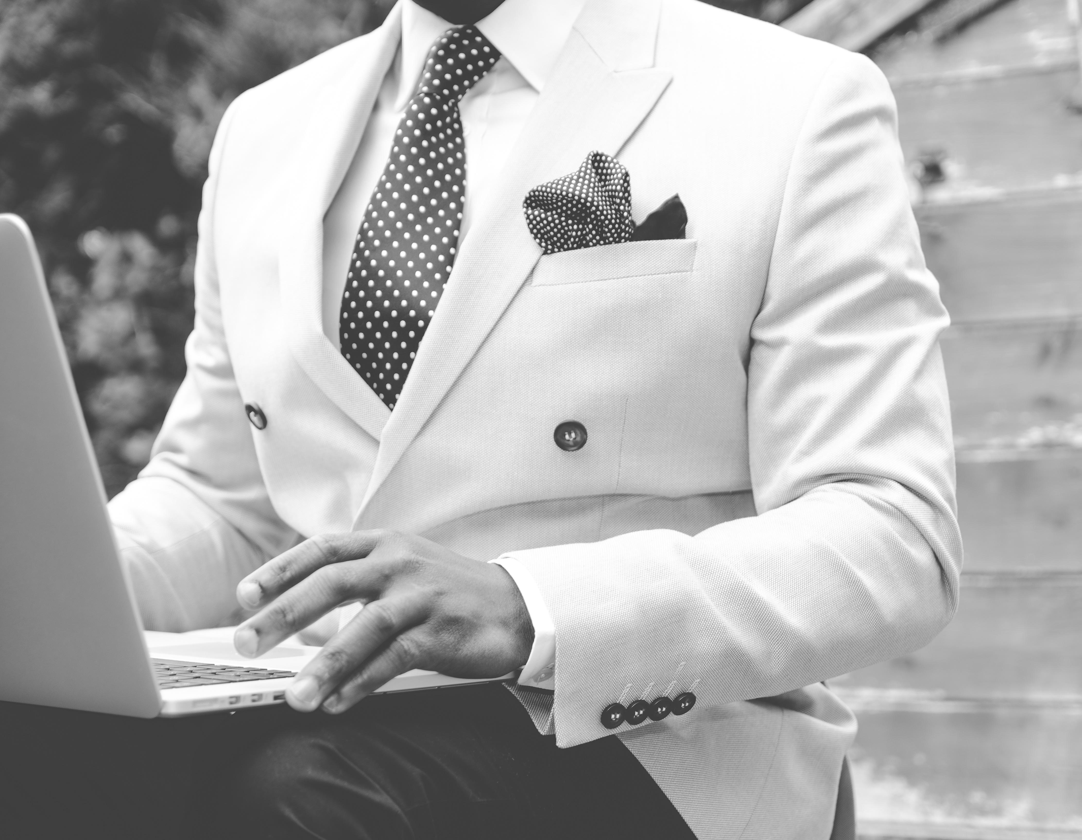 Business Man, Work, Man, Laptop, Business, HQ Photo