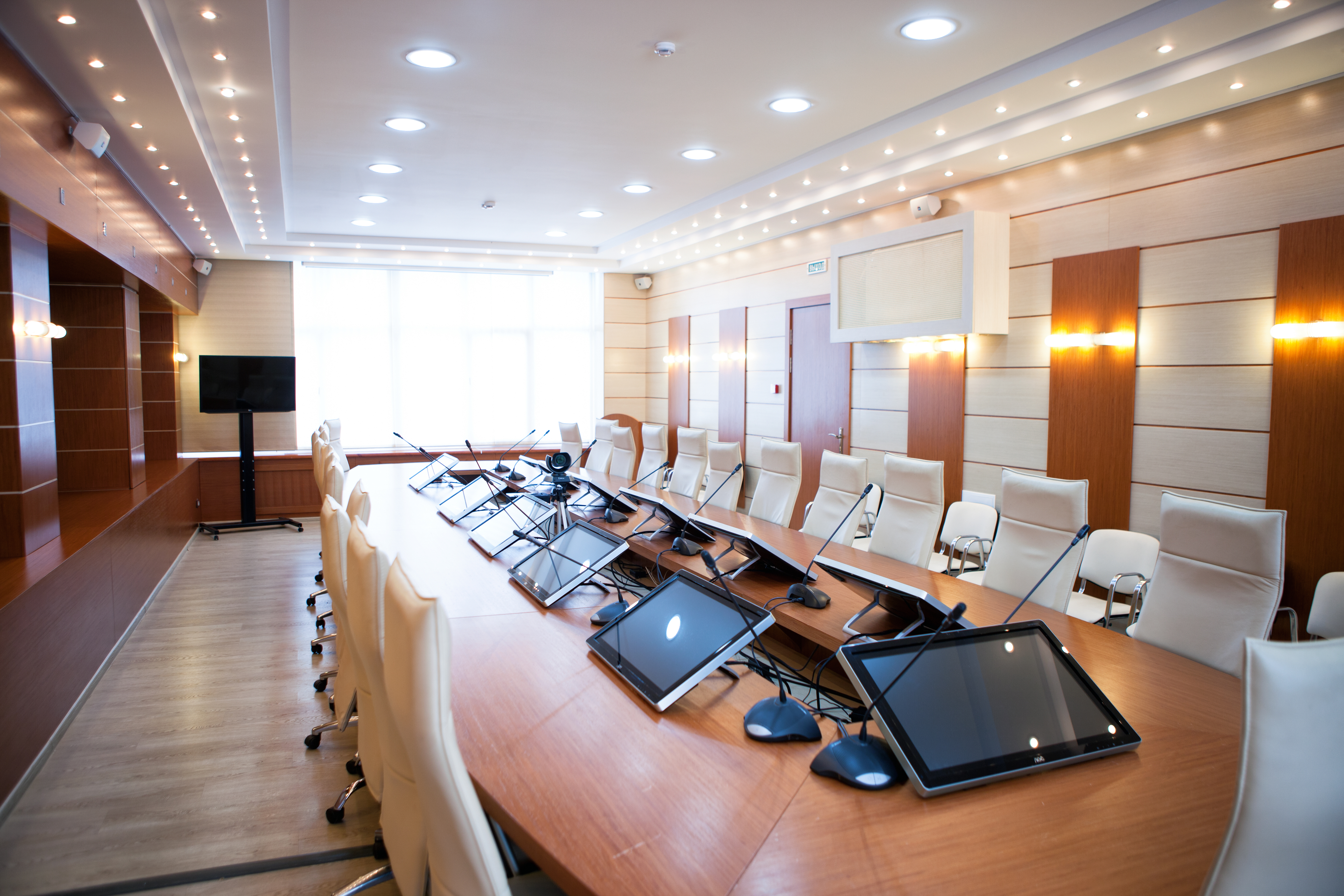 Business meeting room, Association, Room, Lamp, Lights, HQ Photo