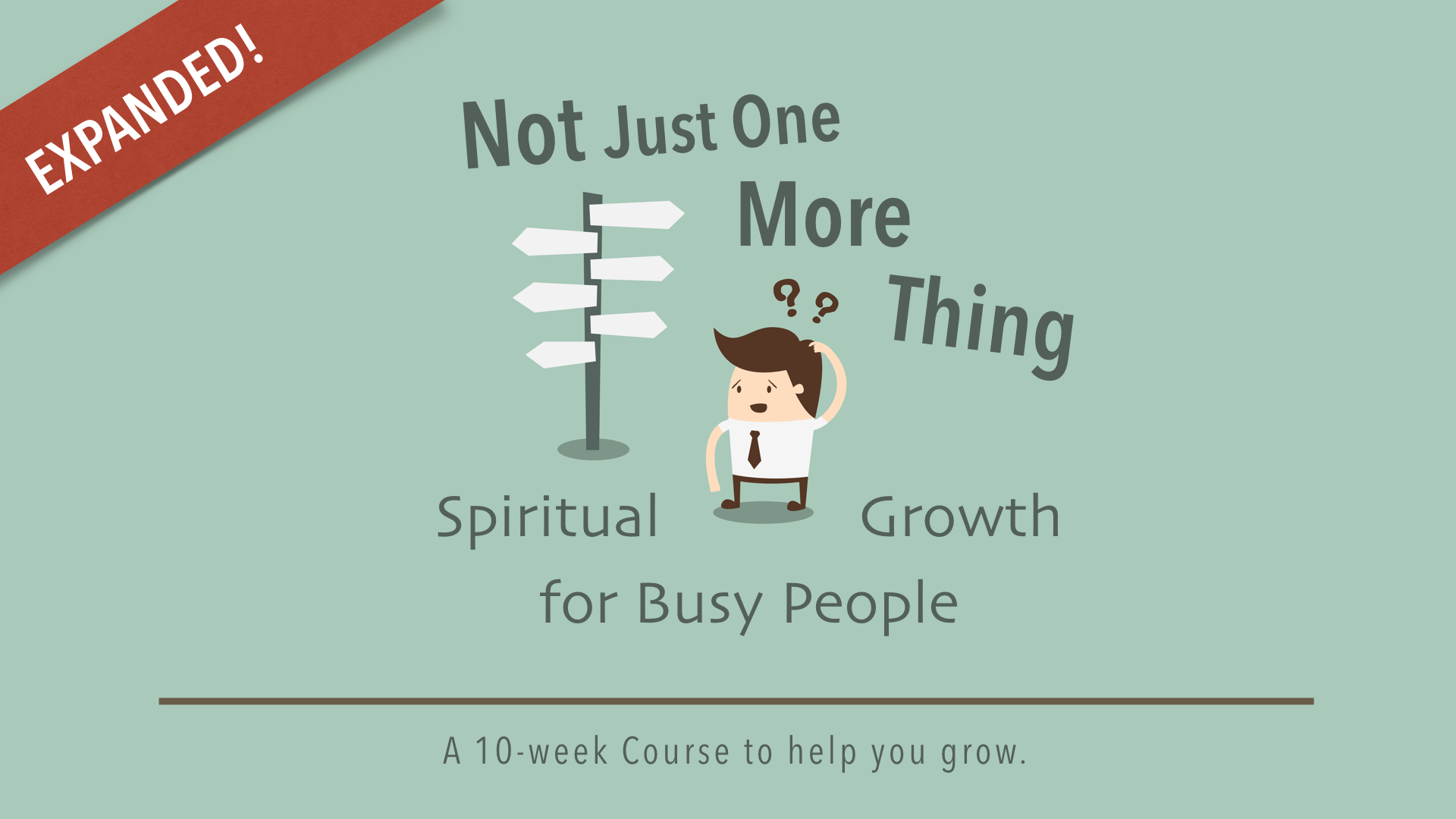 Is it possible to grow spiritually in the middle of a busy life ...